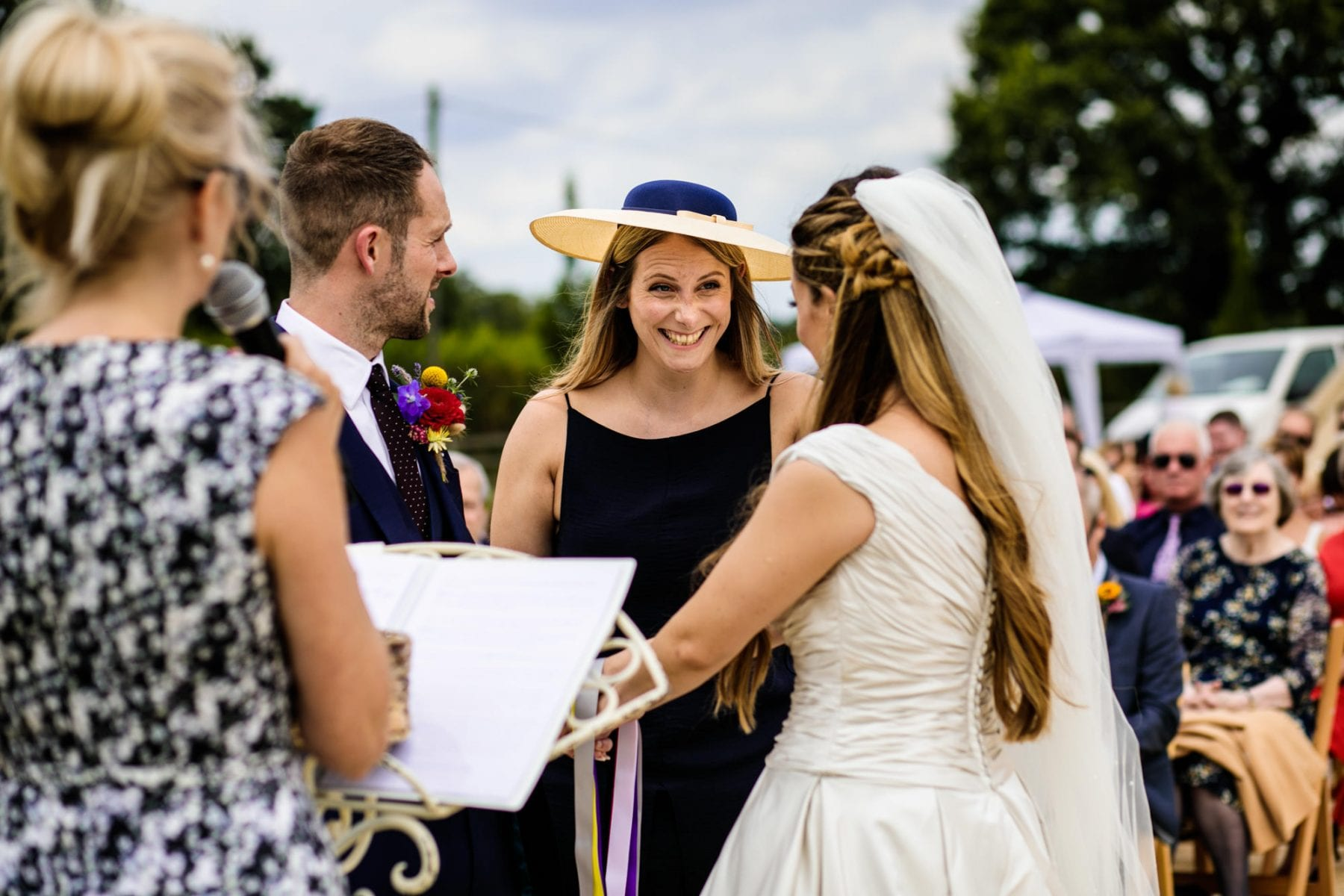 Wedding Photographs Penney Fields