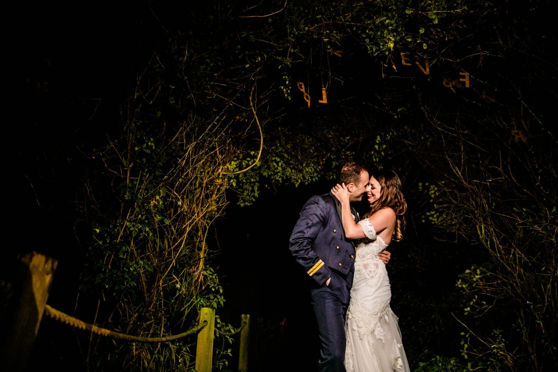 Cool Wedding Photographs Oak Tree of Peover