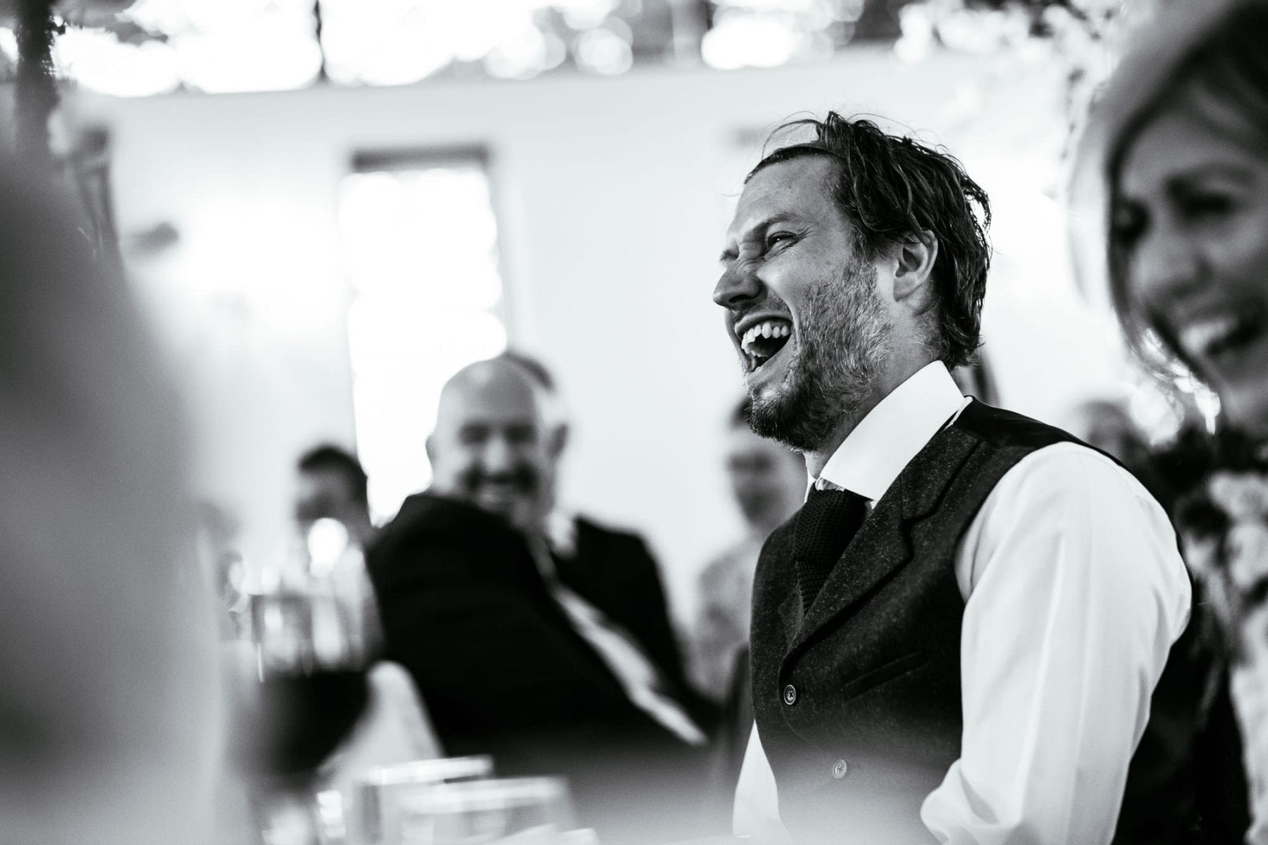 Documentary Wedding Photographs West Tower