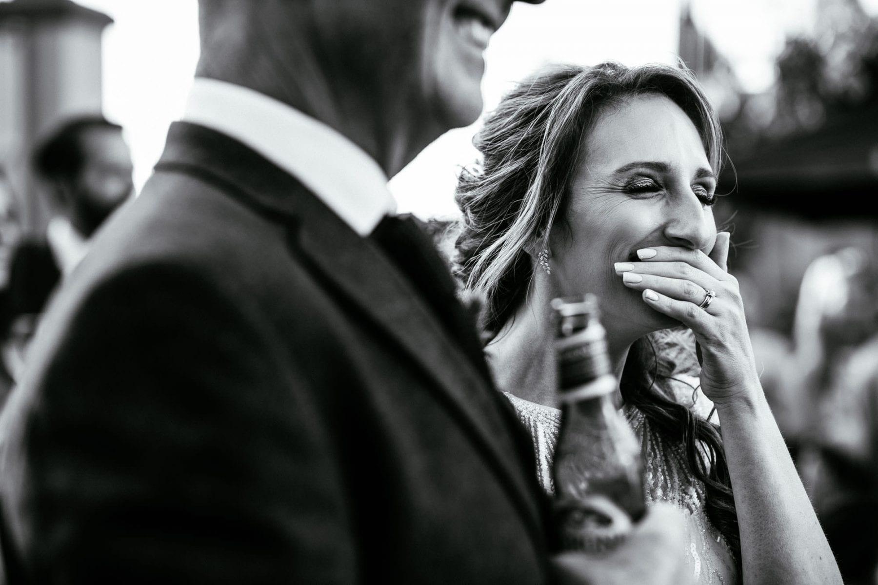 Fun Wedding Photographer West Tower