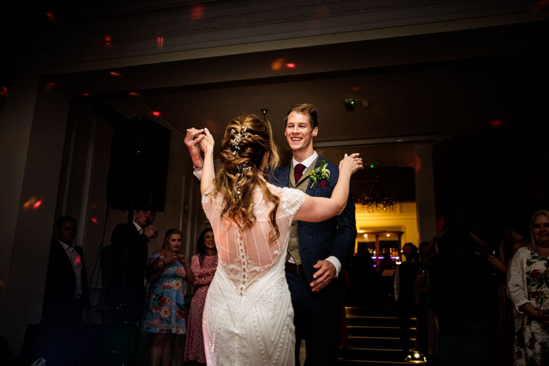 Joyful Wedding Photographs West Tower