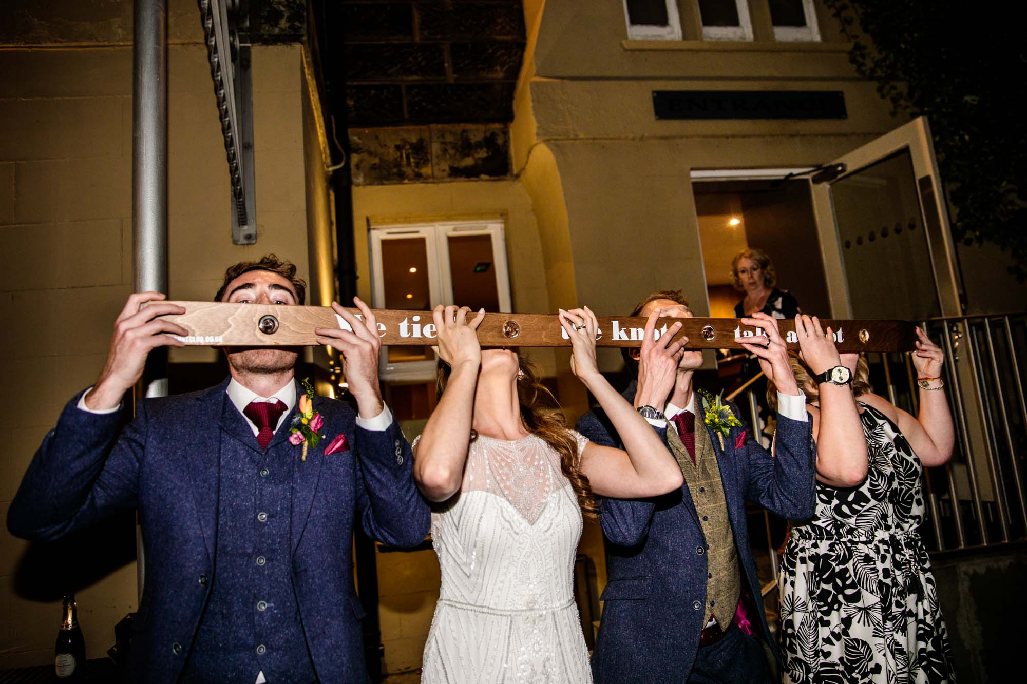 Joyful Wedding Photography West Tower