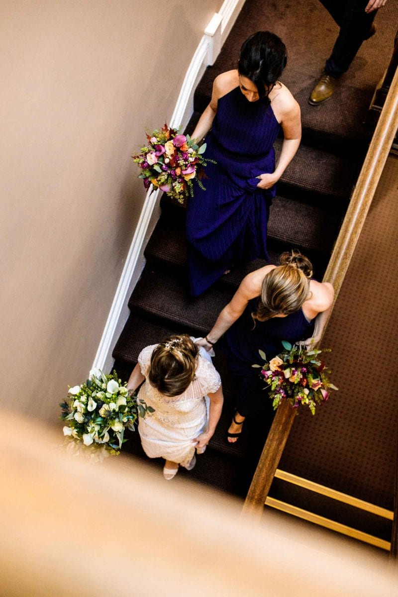 Natural Wedding Photographer West Tower