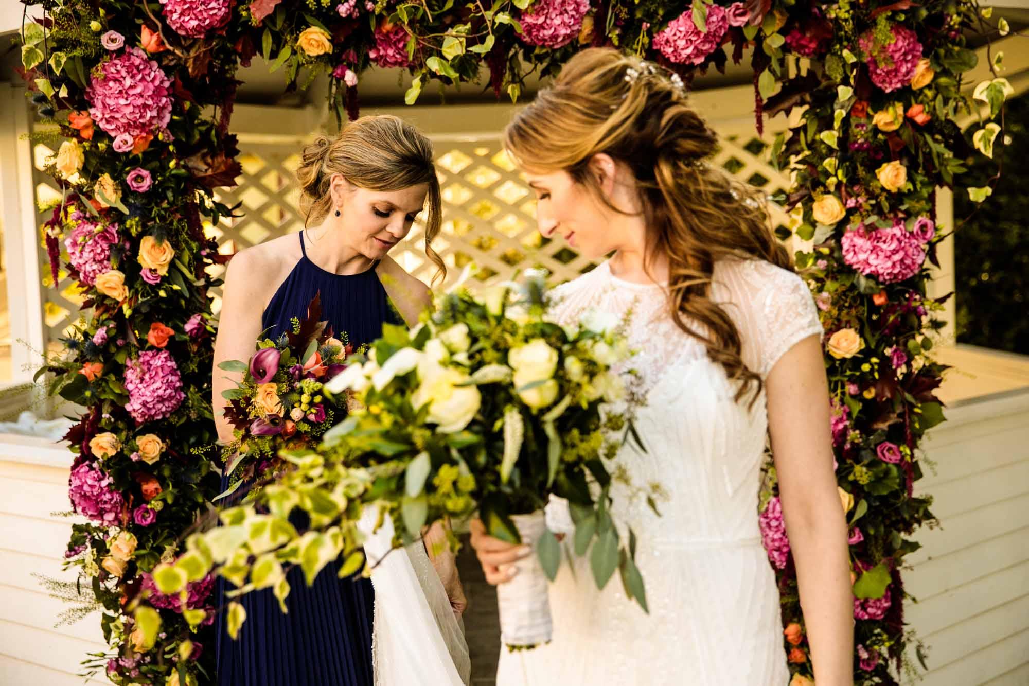 Stylish Wedding Photographs