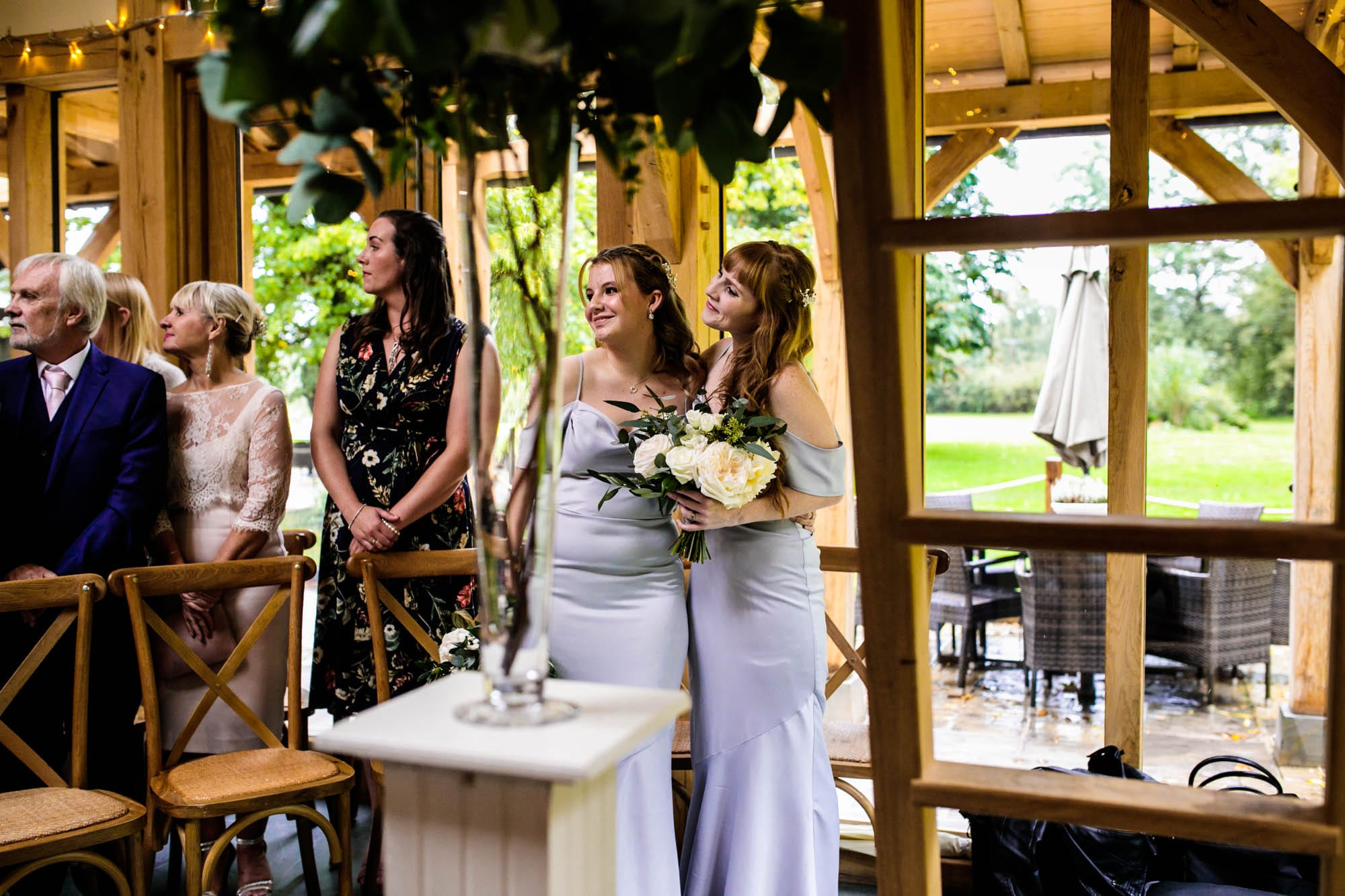 Wedding Photographer Oak Tree of Peover