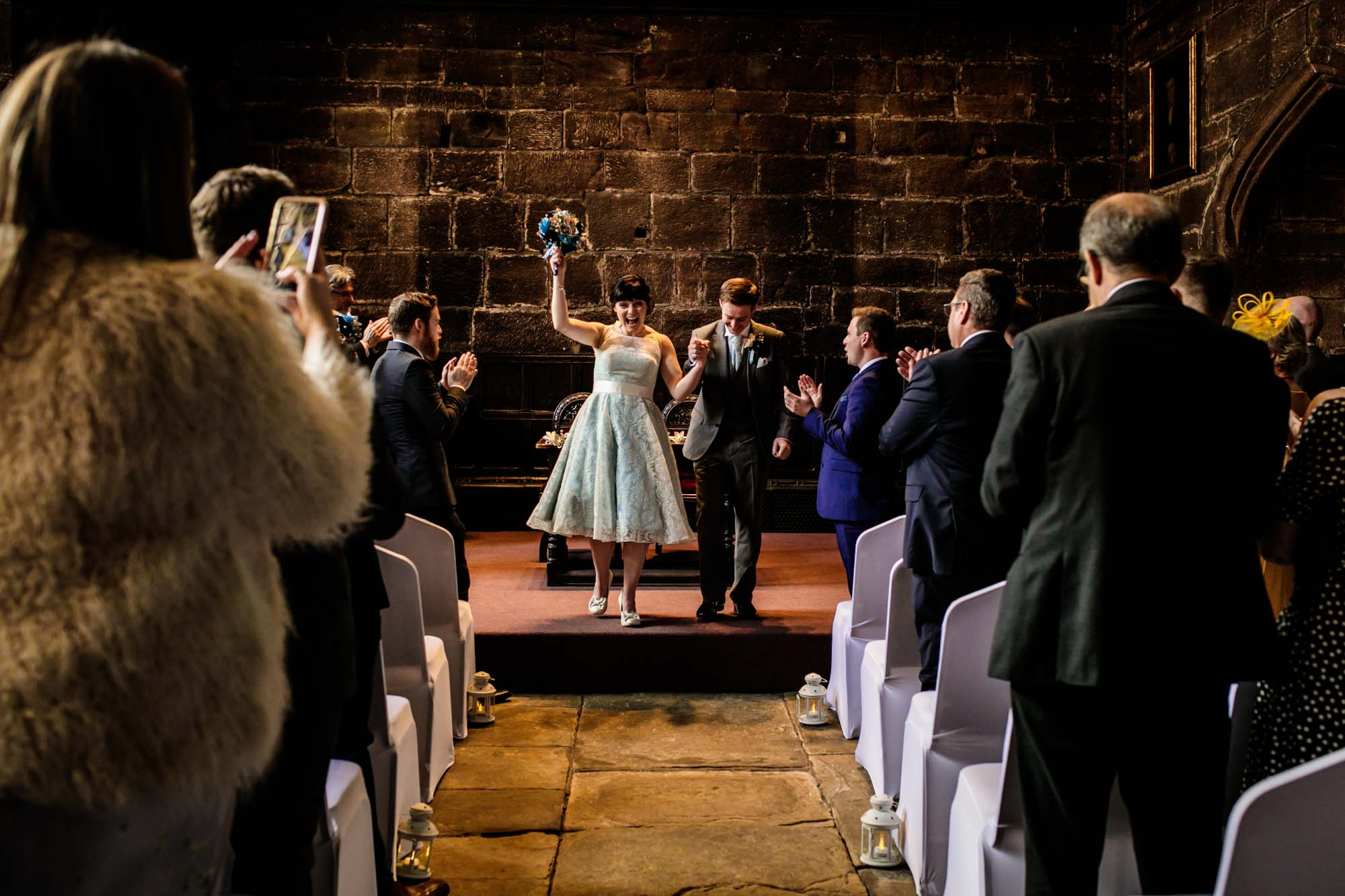 Wedding Photographs Chethams School of Music
