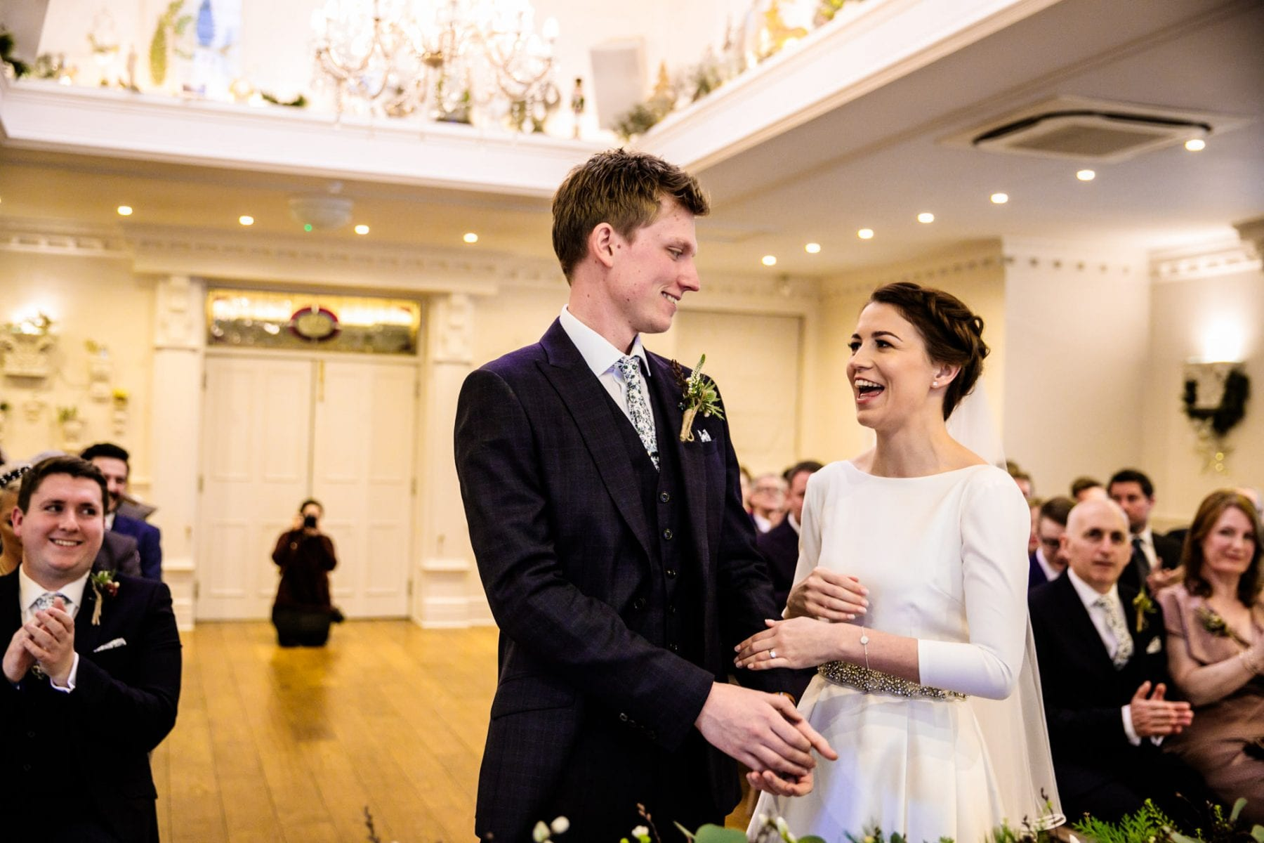 Ashfield House Wedding Ceremony