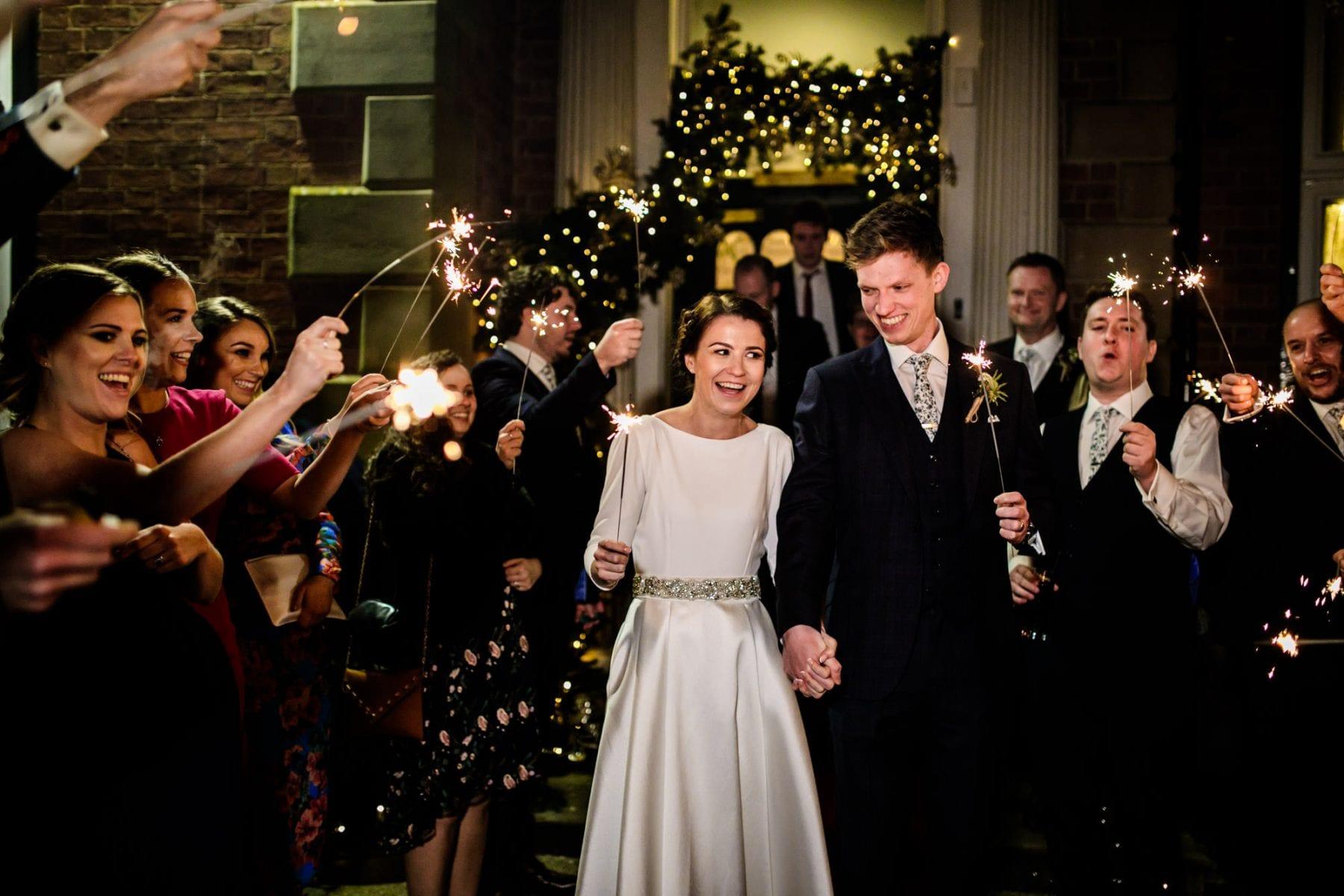 Creative Wedding Photographs Ashfield House