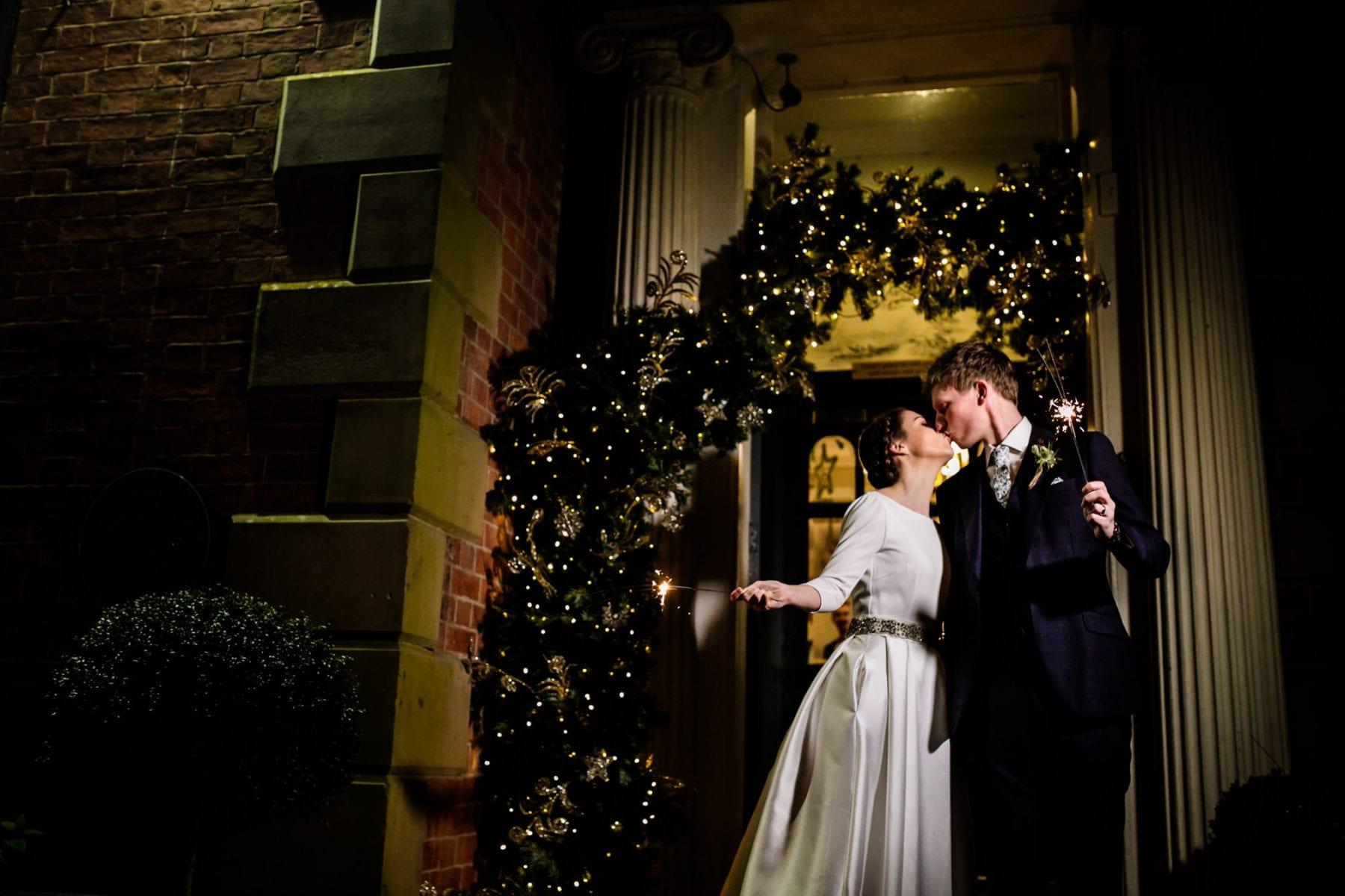 Creative Wedding Photography Ashfield House