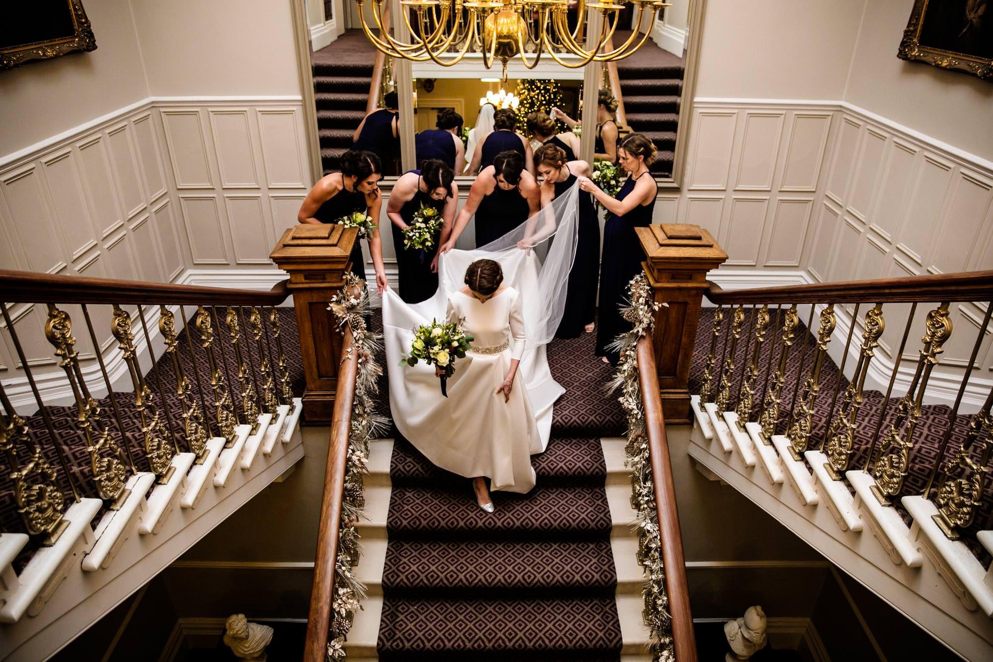 Creative Wedding Photos Ashfield House
