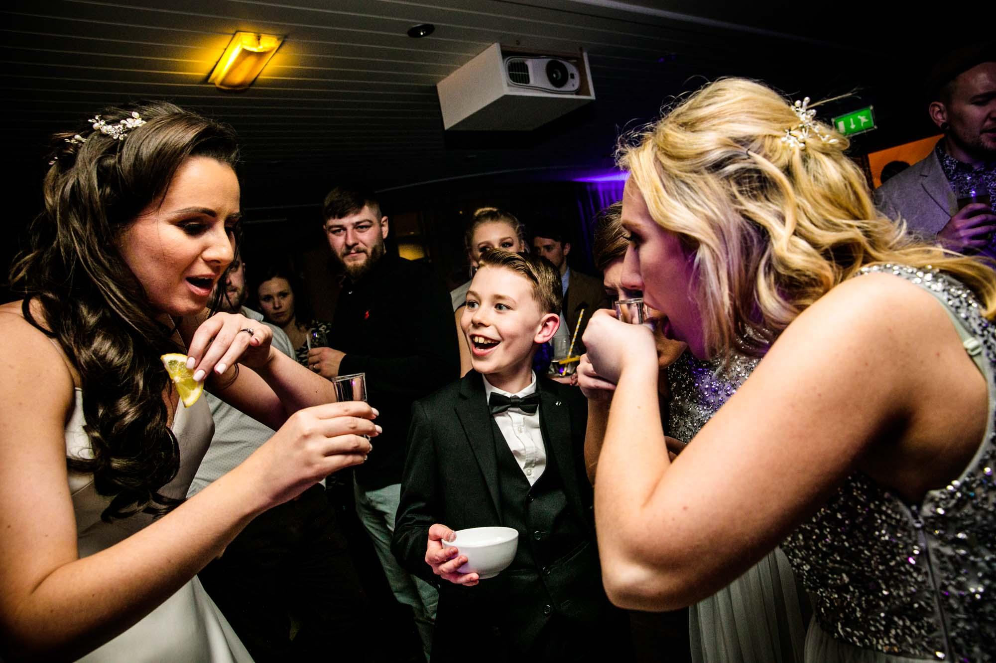 Fun Wedding Manchester