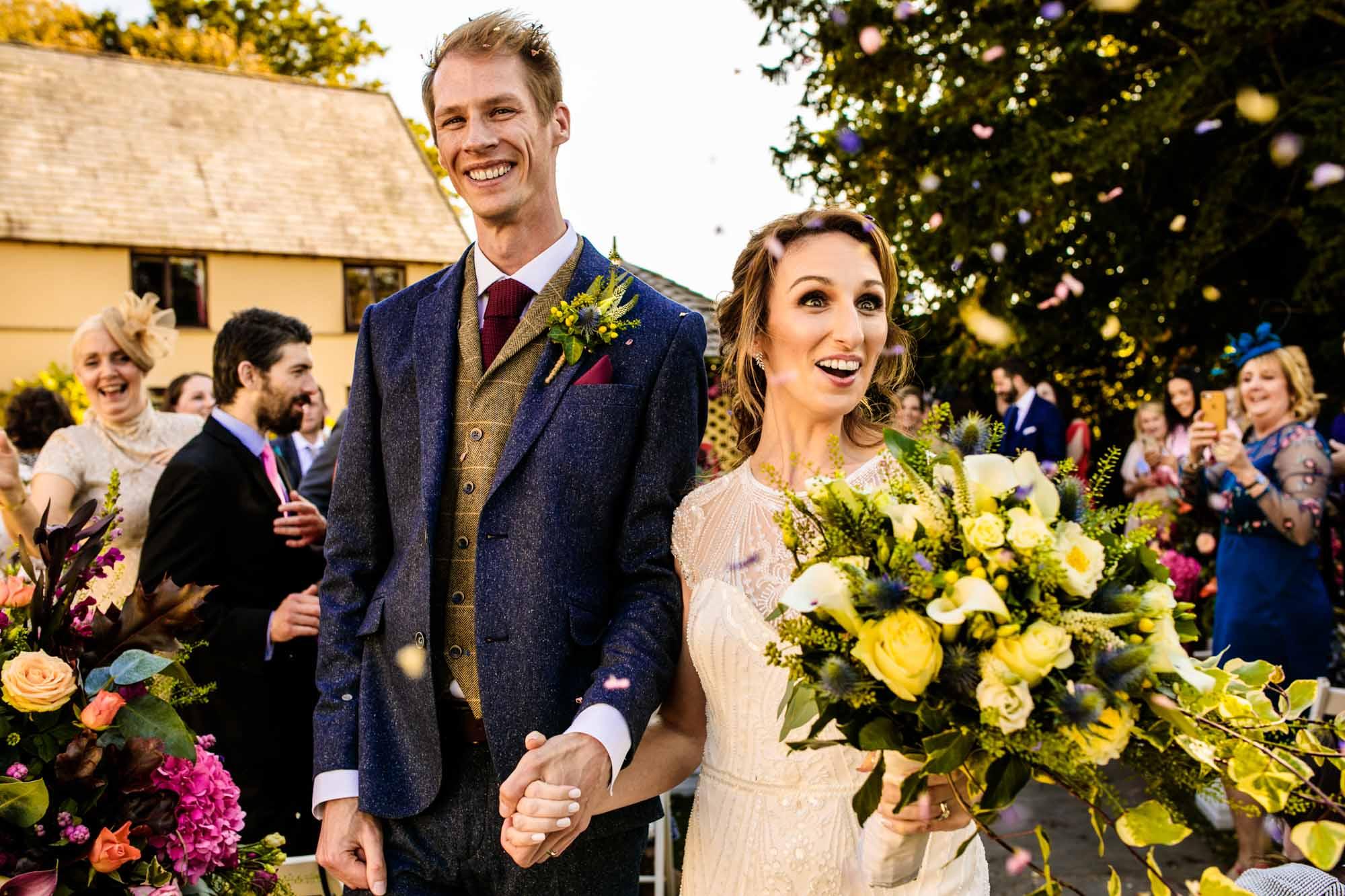Natural Wedding Photographer Cheshire
