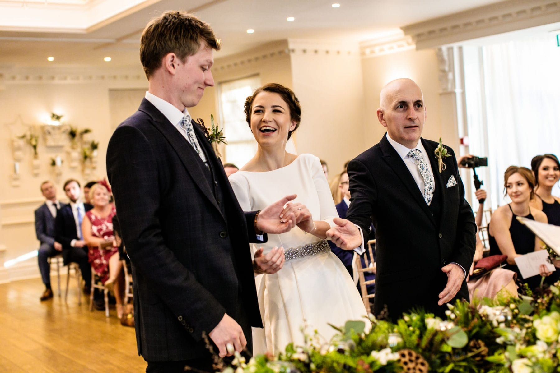Relaxed Wedding Photographer Ashfield House
