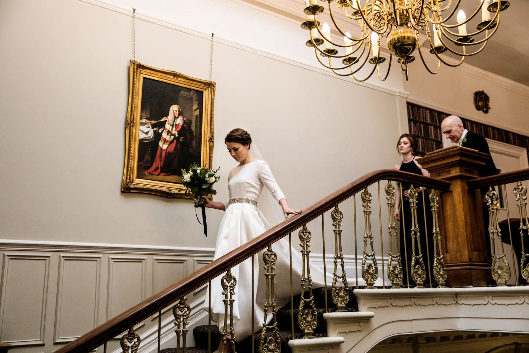 Relaxed Wedding Photographs Ashfield House