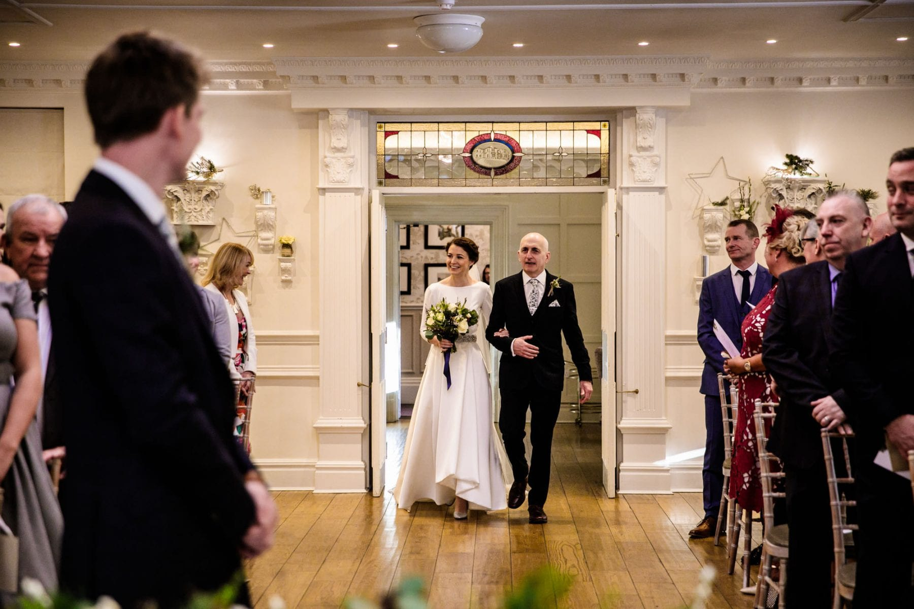 Relaxed Wedding Photography Ashfield House