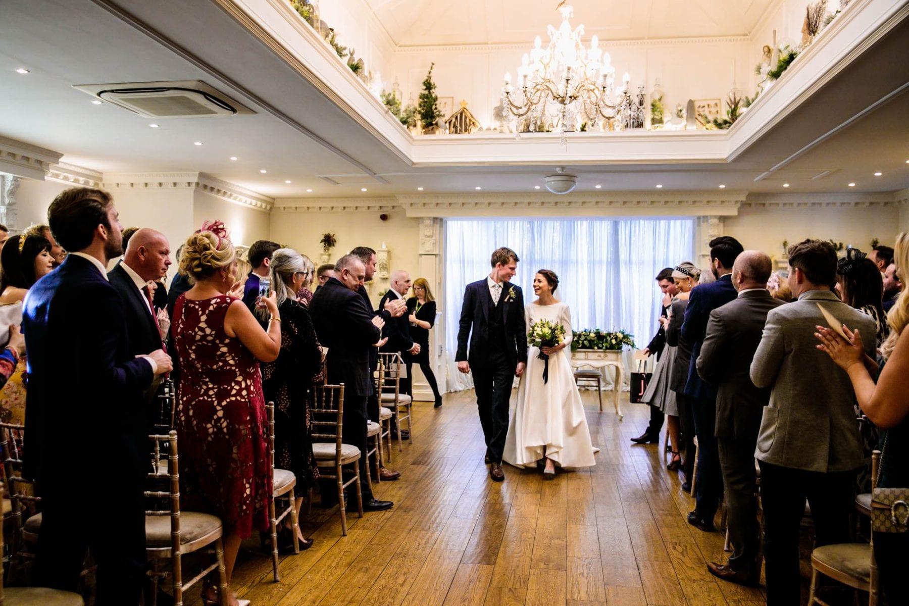 Wedding Ceremony Ashfield House