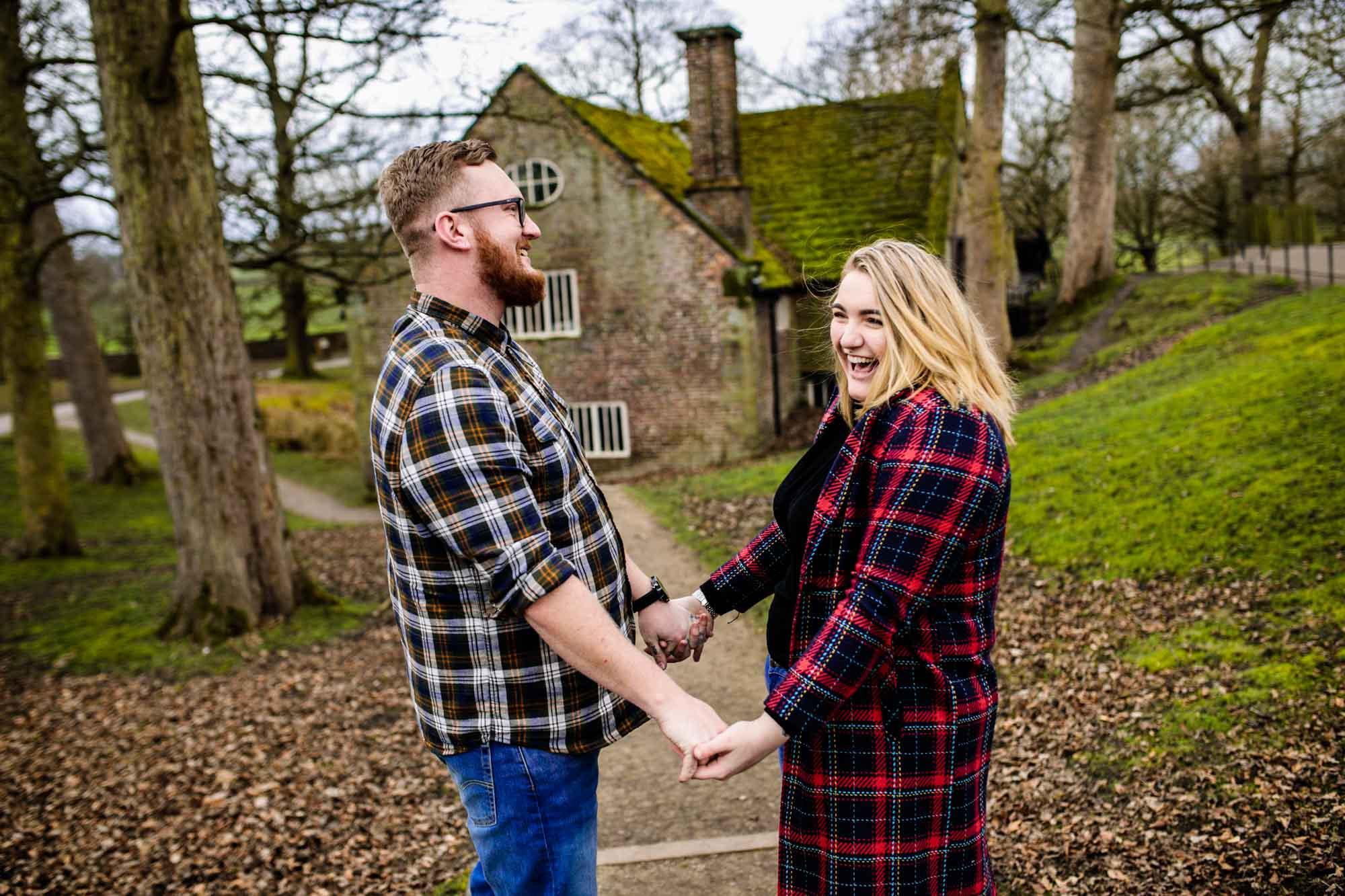 Cheshire Pre-Wedding Shoot
