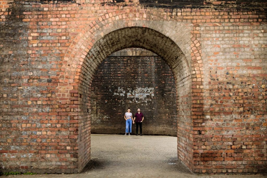 Castlefield Engagement Shoot