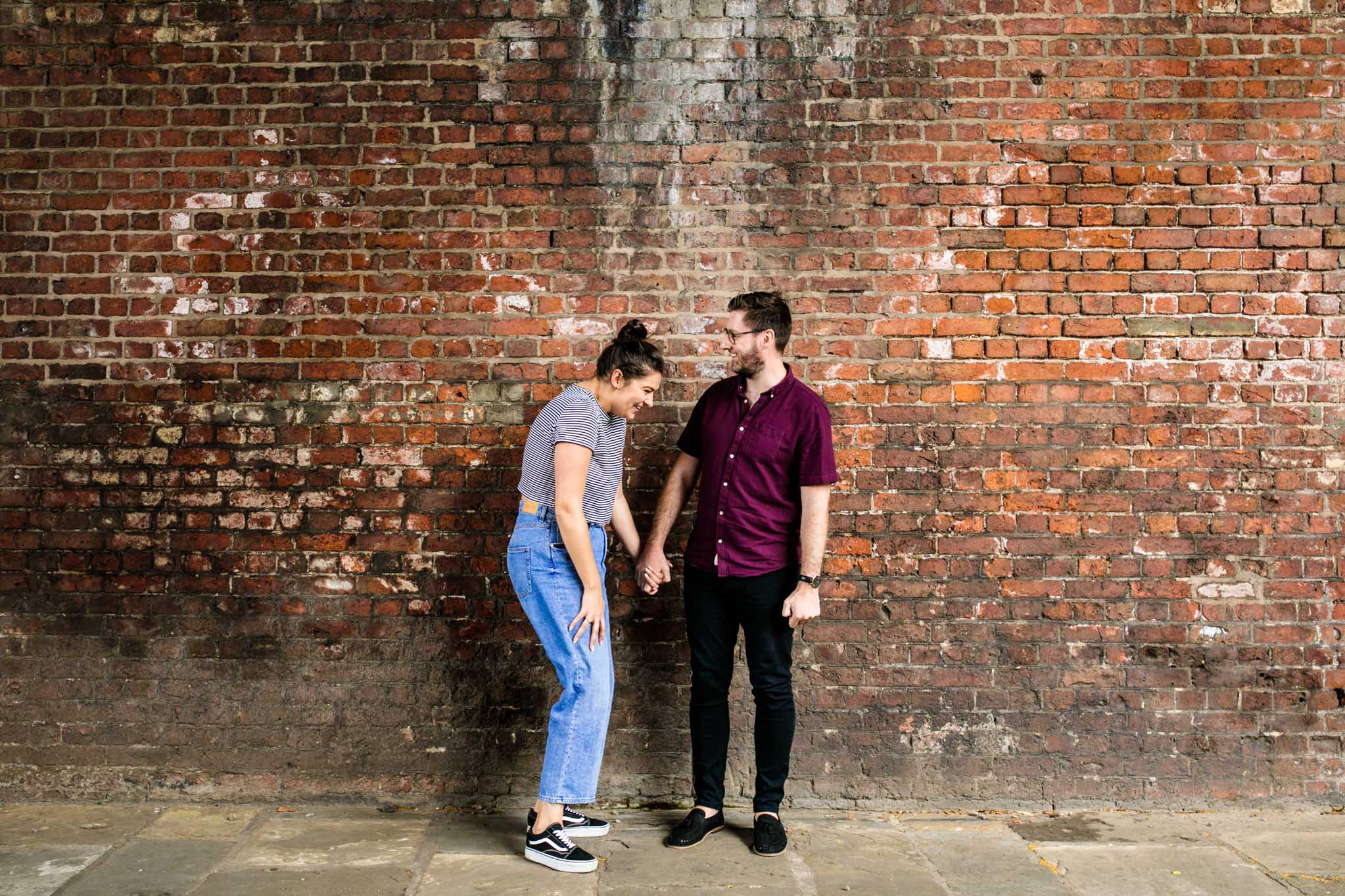 Castlefield Prewedding Shoot