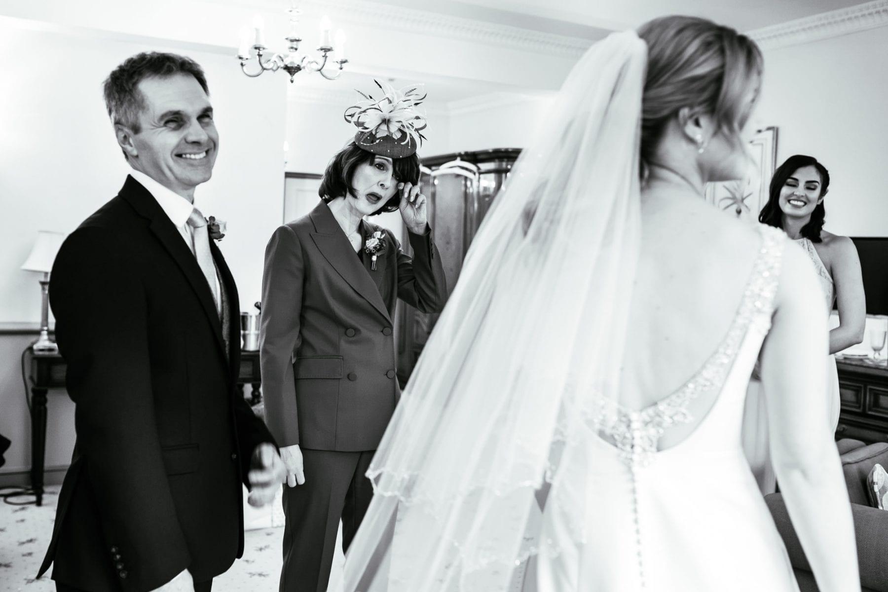 Documentary Wedding Photographer Nunsmere Hall