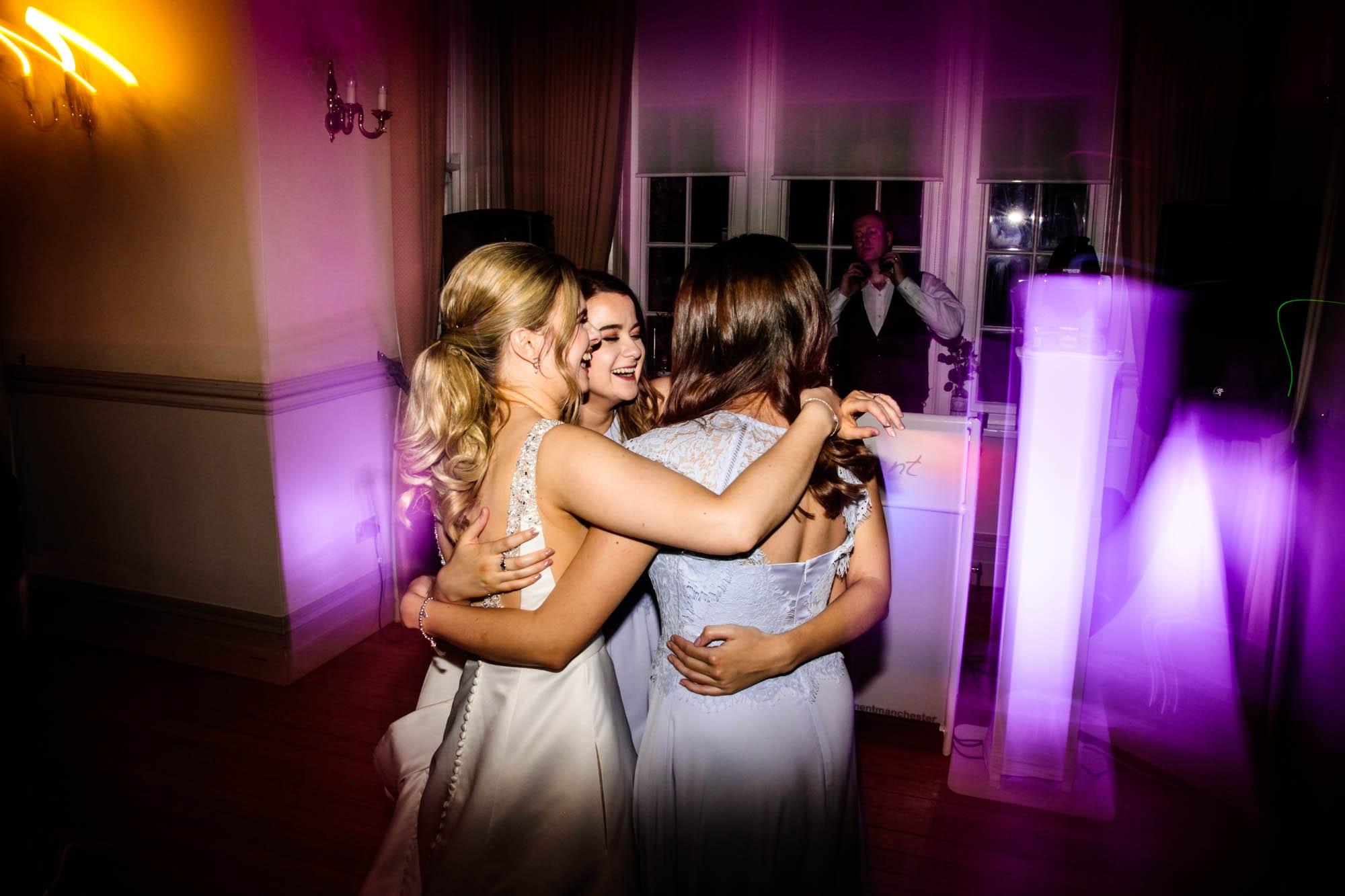 Fun Wedding Photos Nunsmere Hall