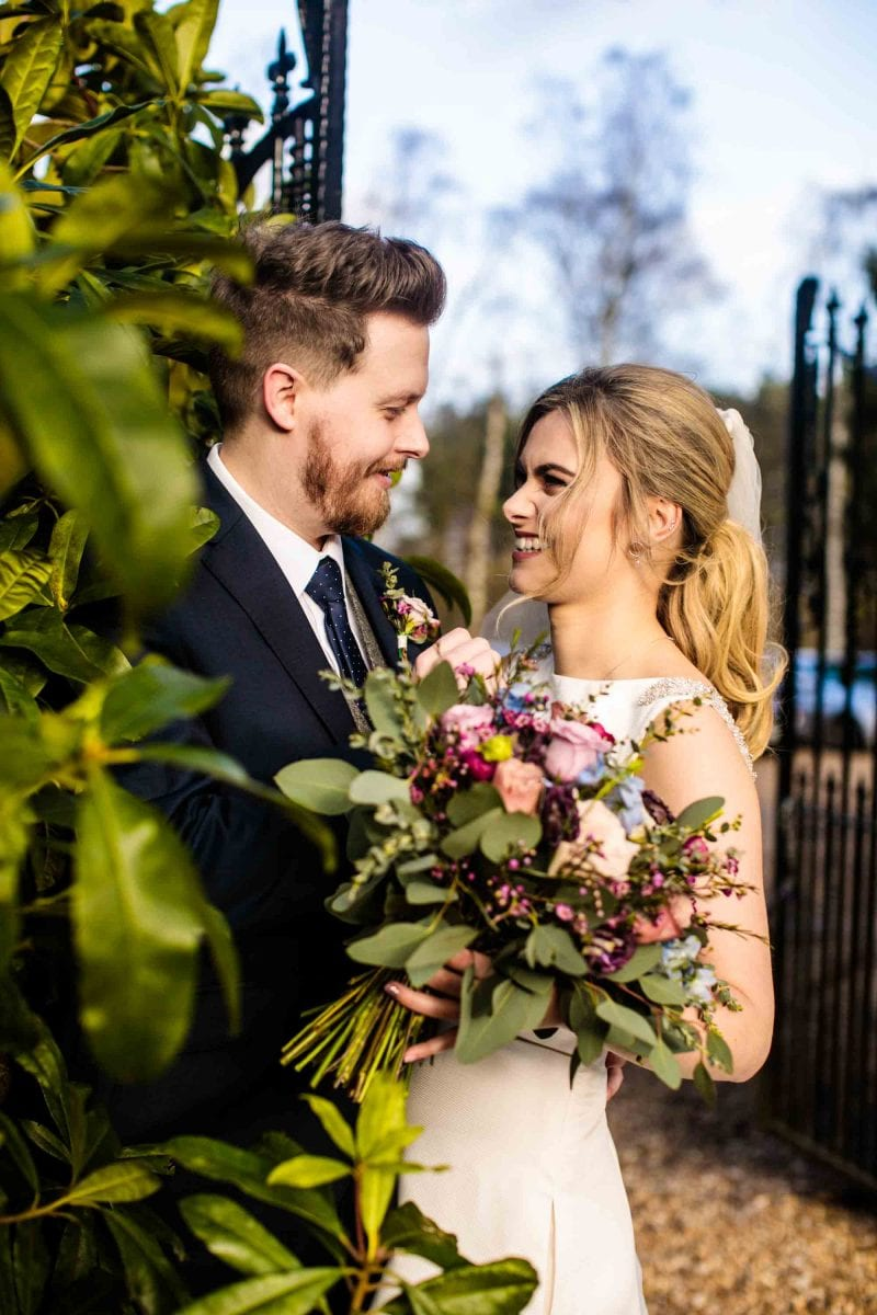 Natural Wedding Photography Cheshire