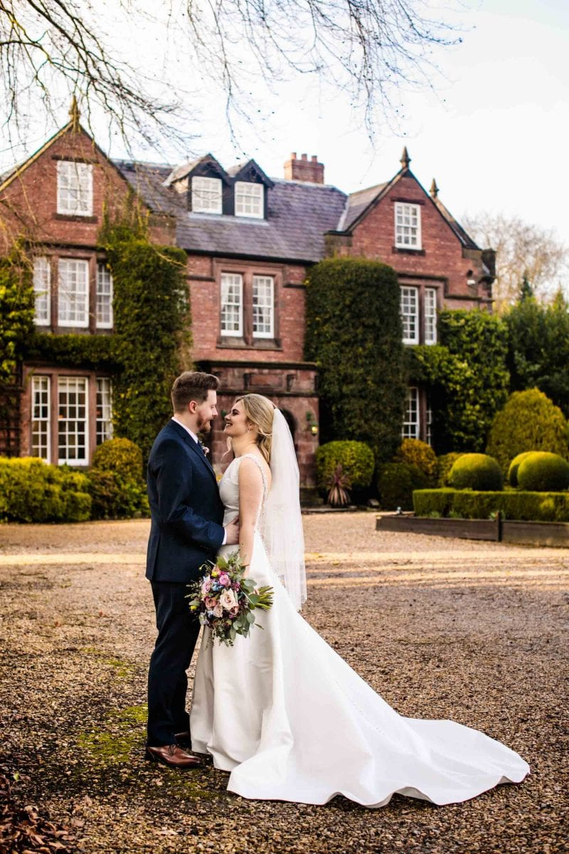 Nunsmere Hall Best Wedding Photography