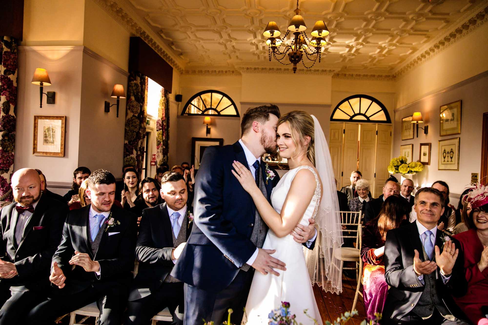 Wedding Ceremonies Nunsmere Hall