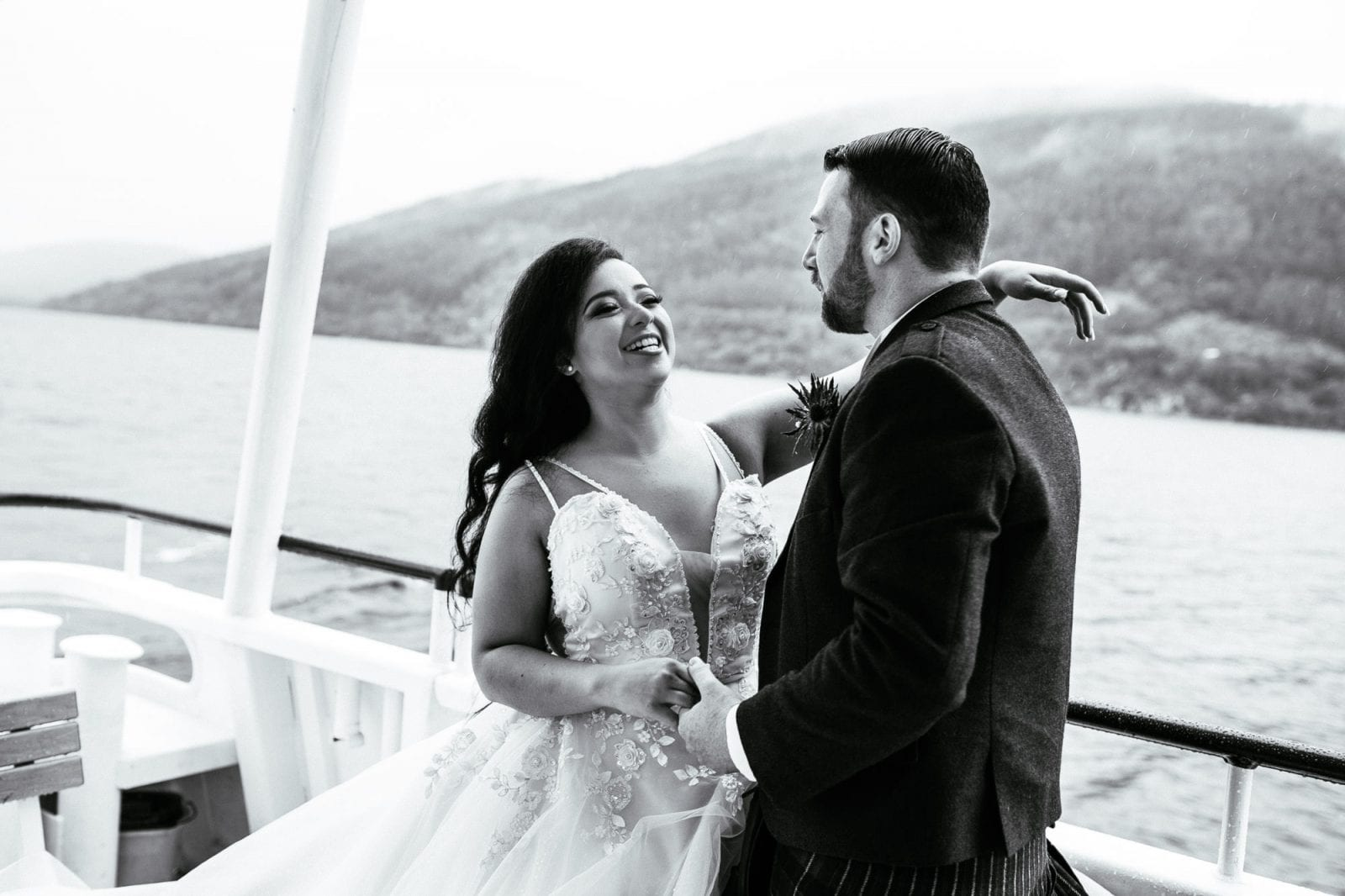 Wedding Photography Loch Ness