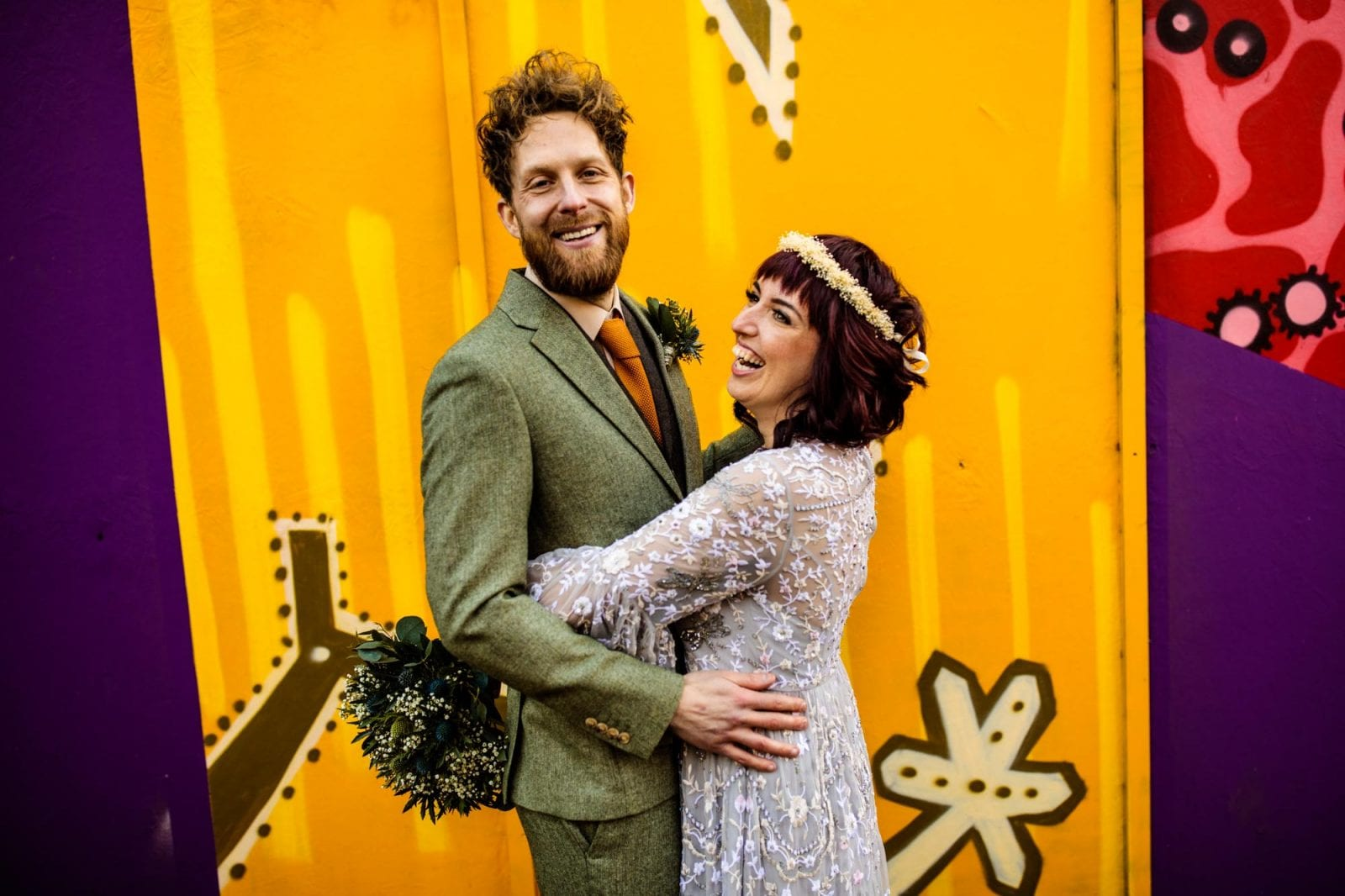 Alternative Wedding Photographs Manchester