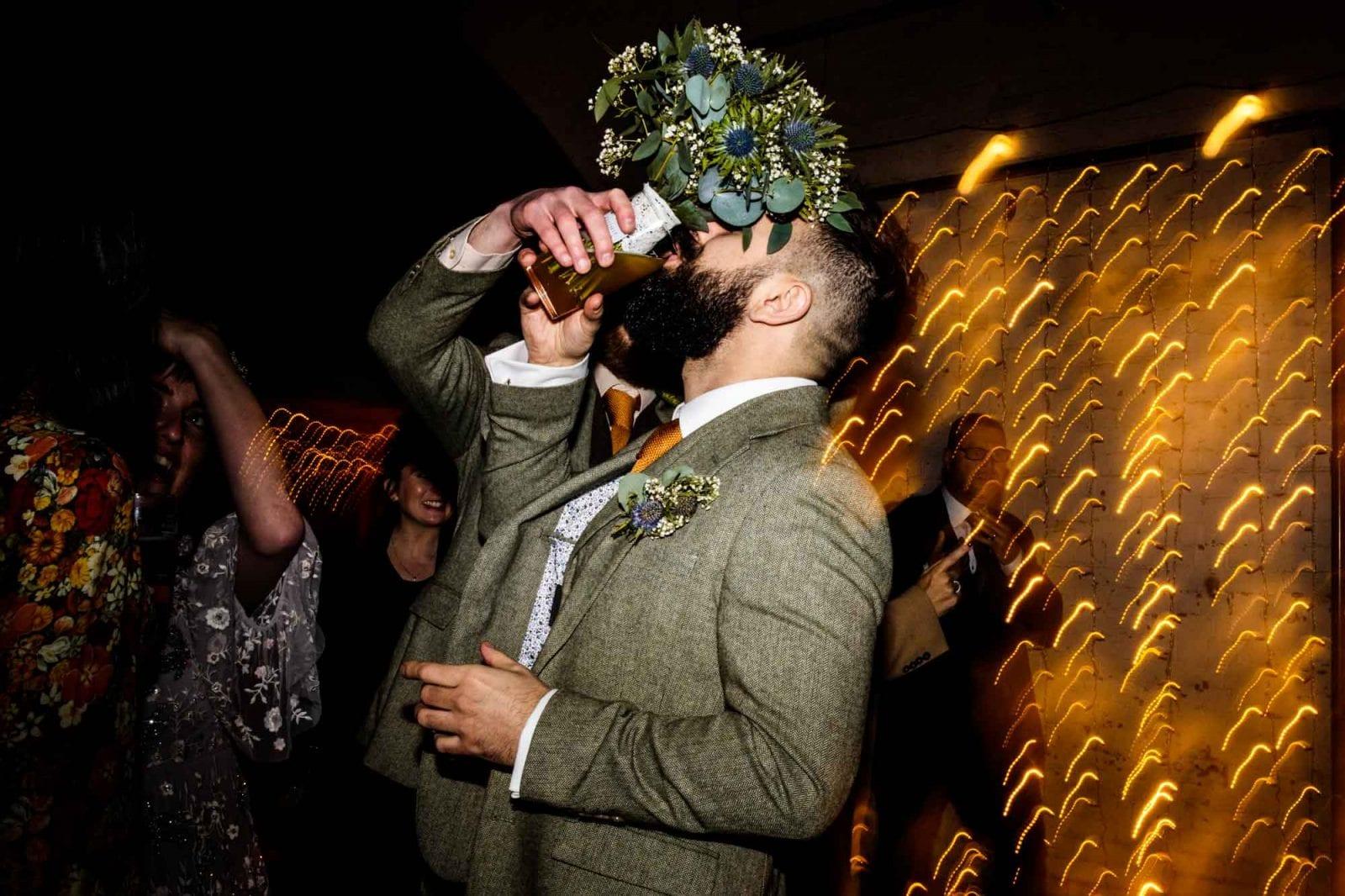 Fun Wedding Photographs Manchester