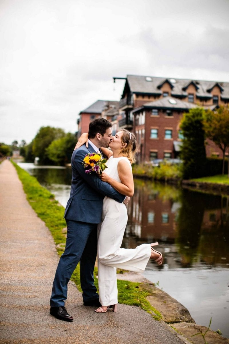 Colourful Wedding Photographer Manchester