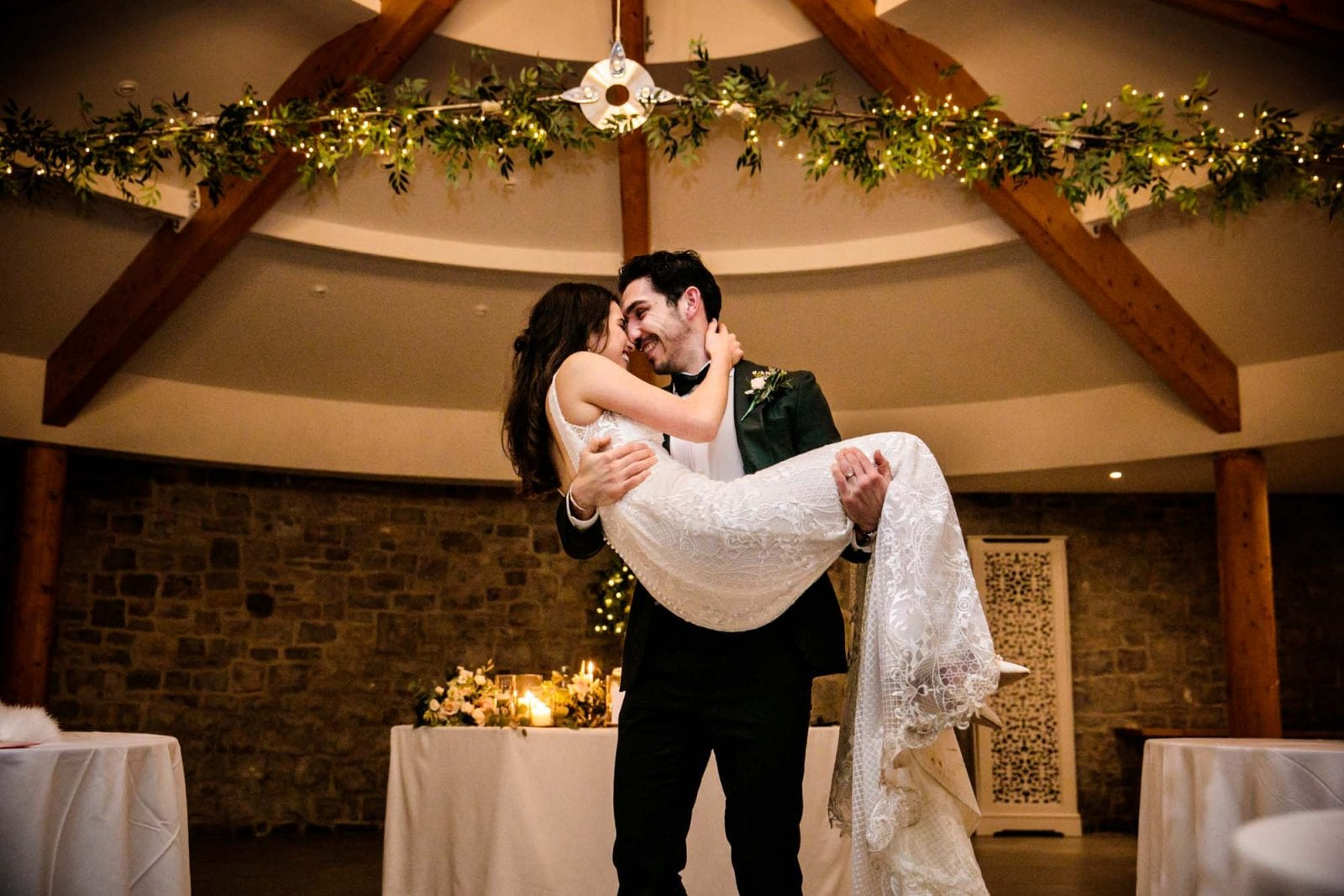 First dance at St Tewdrics House