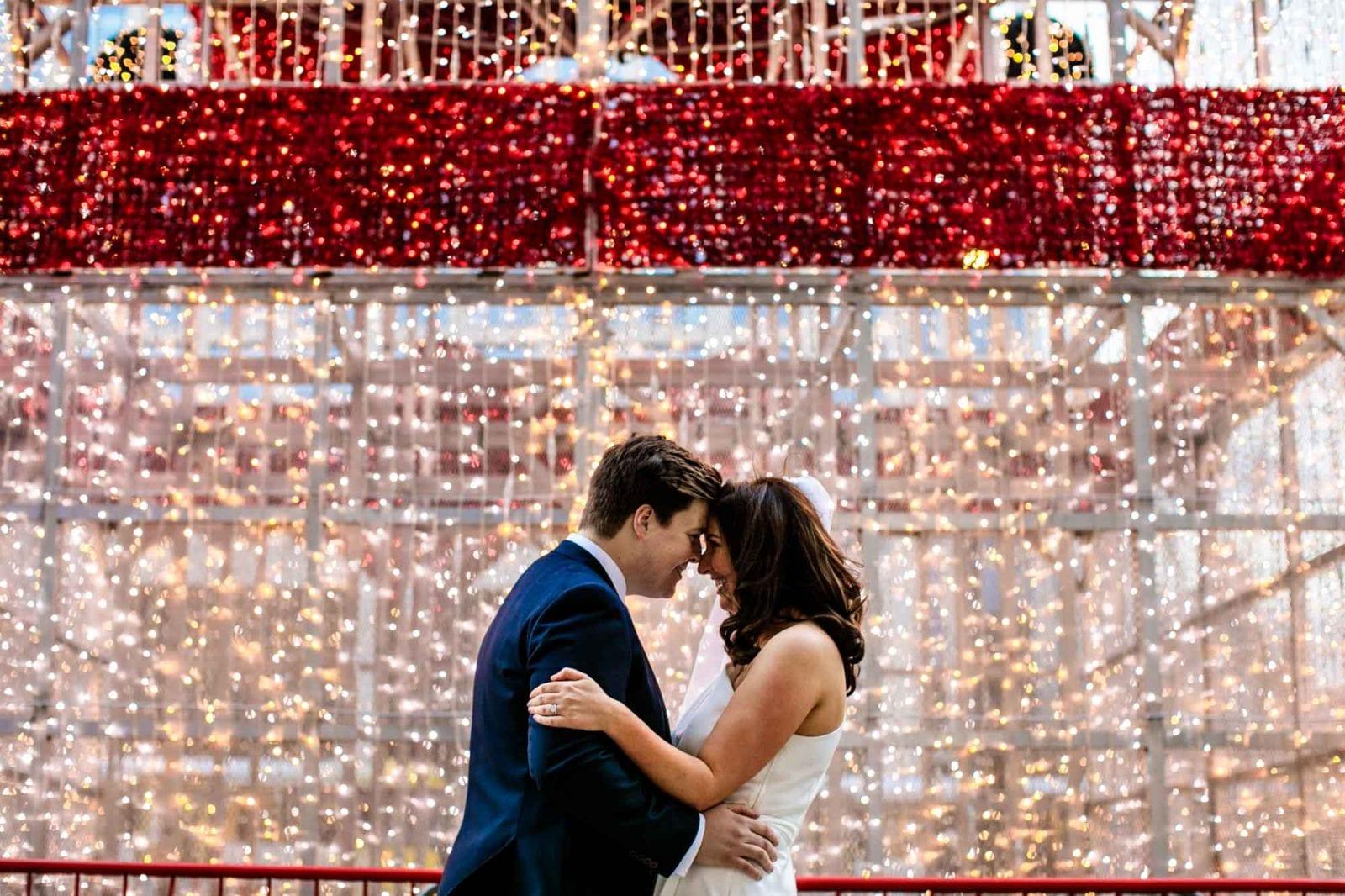 Midland Hotel Micro Wedding