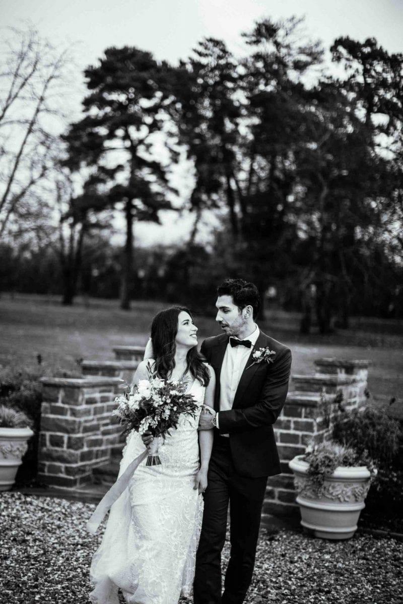 St Tewdrics House Wedding Photographs