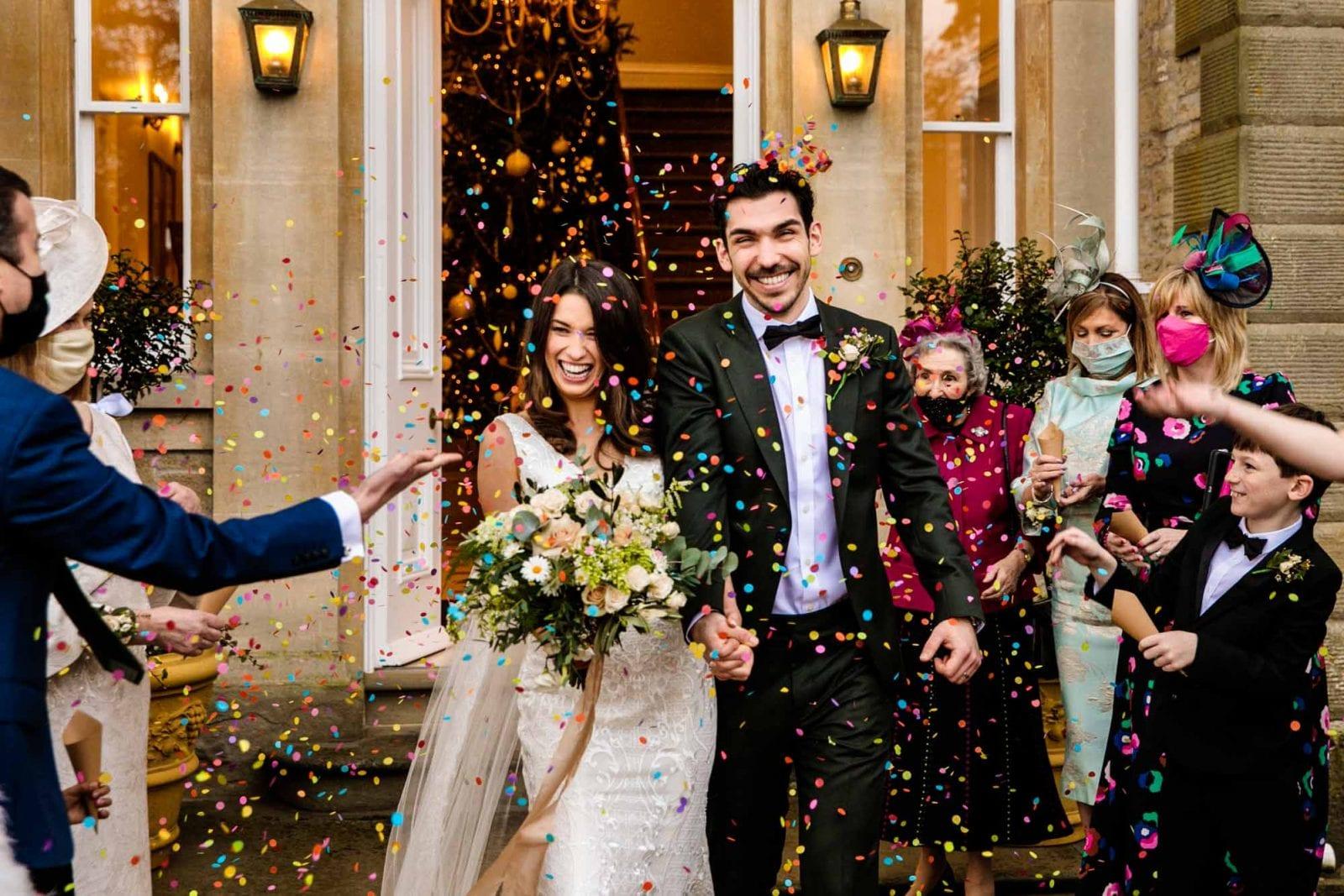 St Tewdrics House Wedding Photography