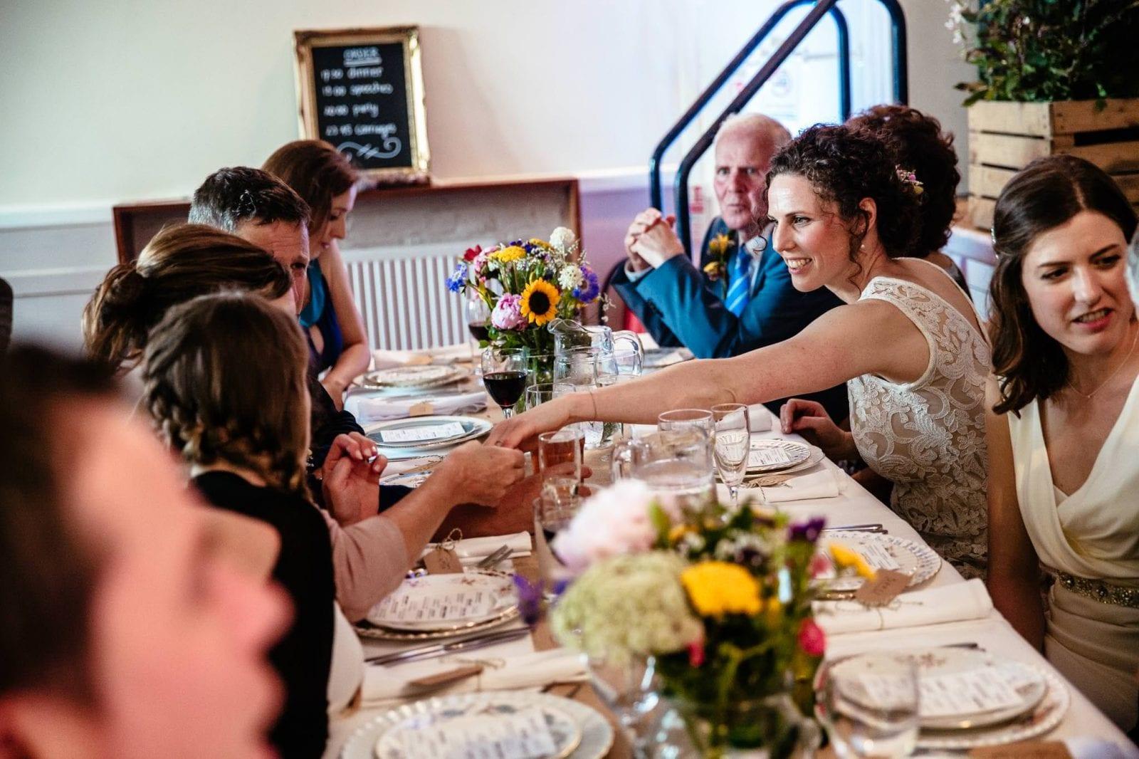 DIY Wedding at Dunham Massey Village Hall