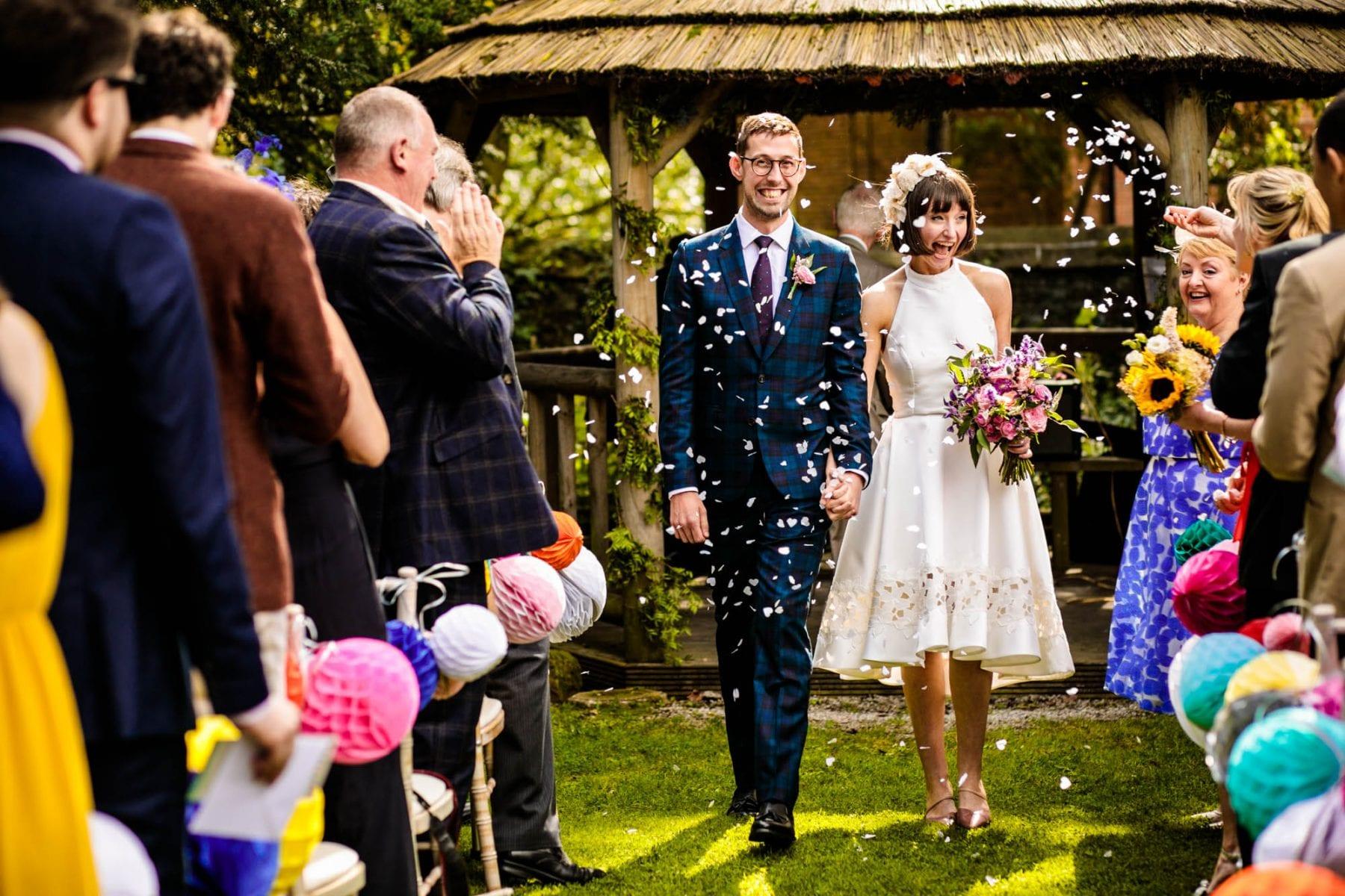 Outdoor Wedding Venues Manchester