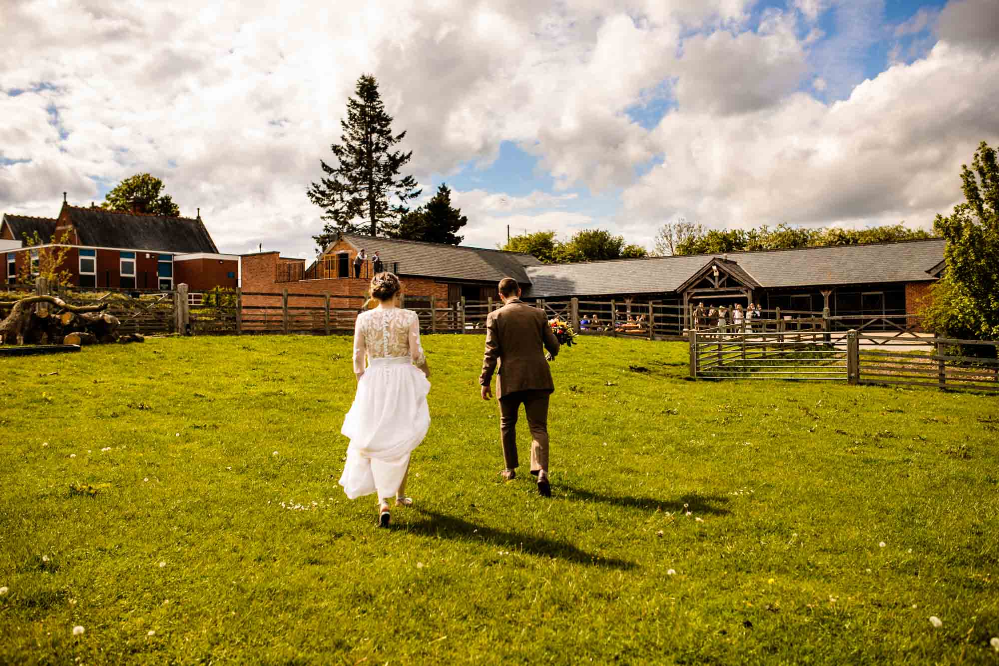 Castle View Stables Wedding Photographer