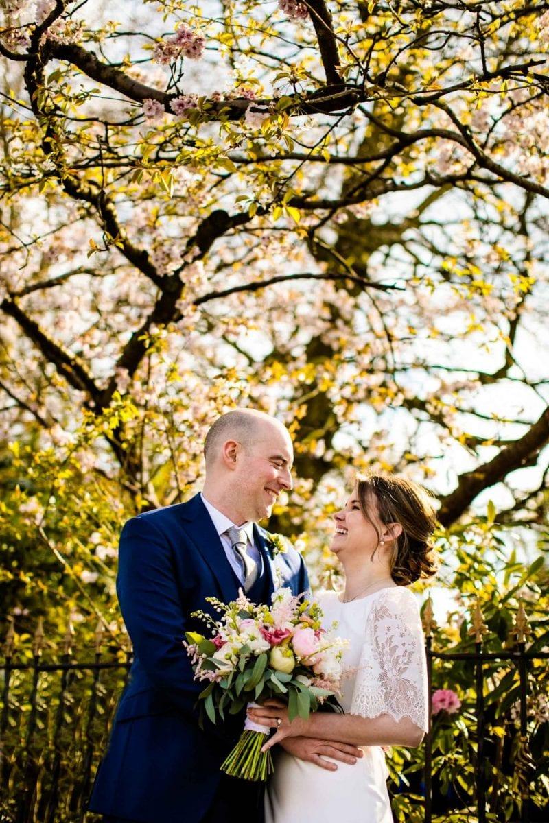 Didsbury House Hotel Micro Wedding