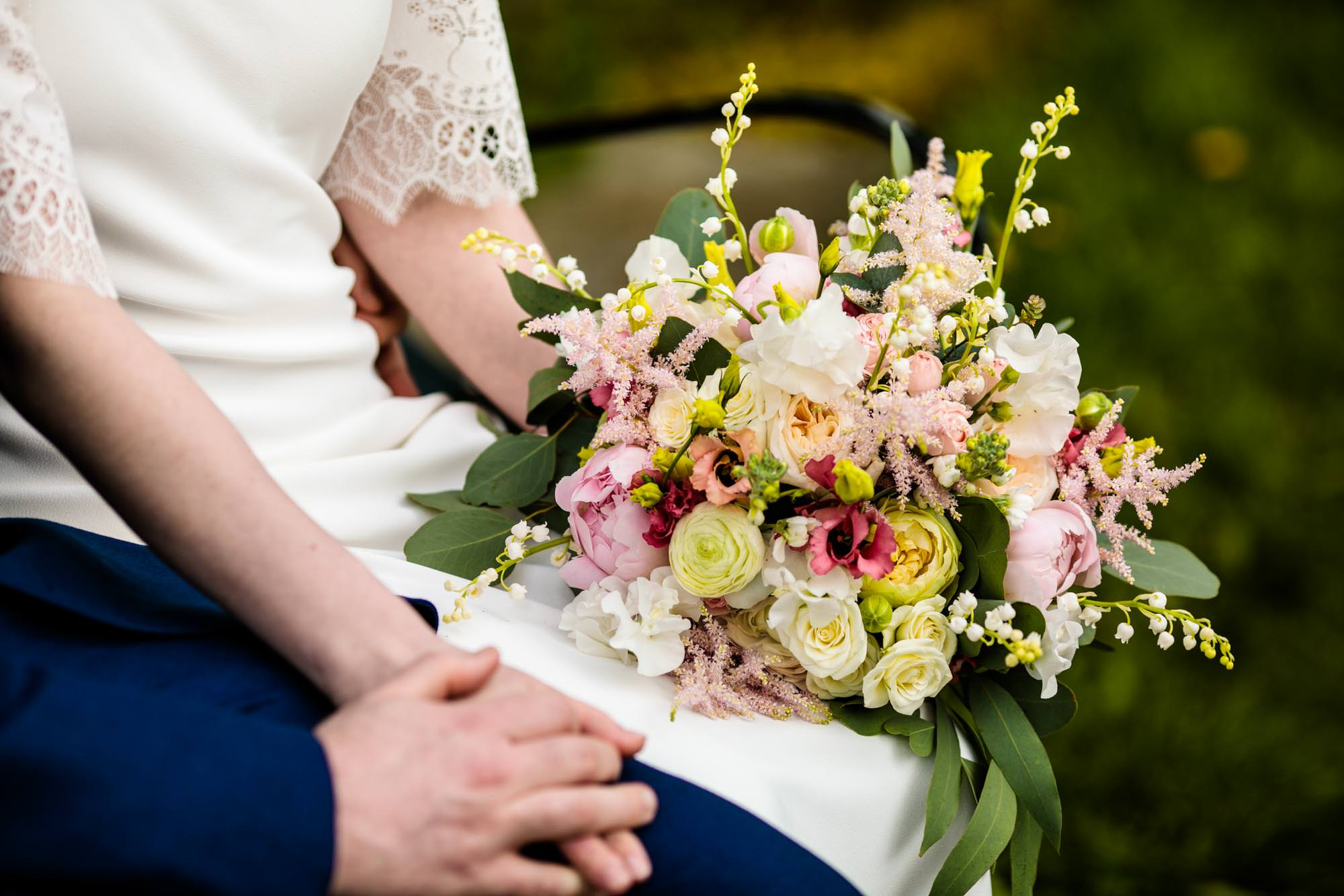 Flower Lounge Bridal Bouquet