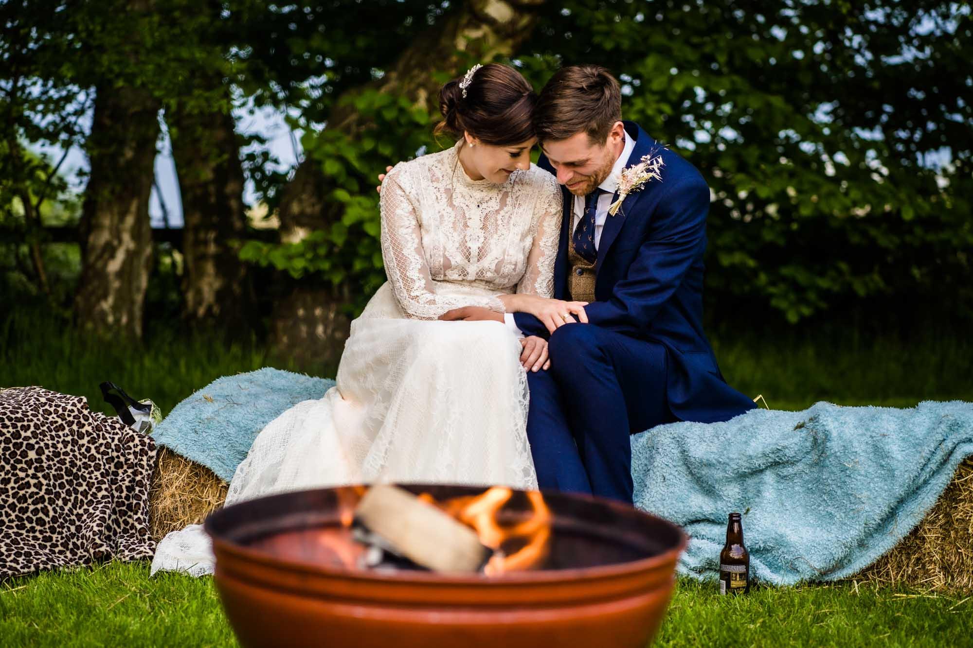 Dunham Massey Village Hall Wedding Photography
