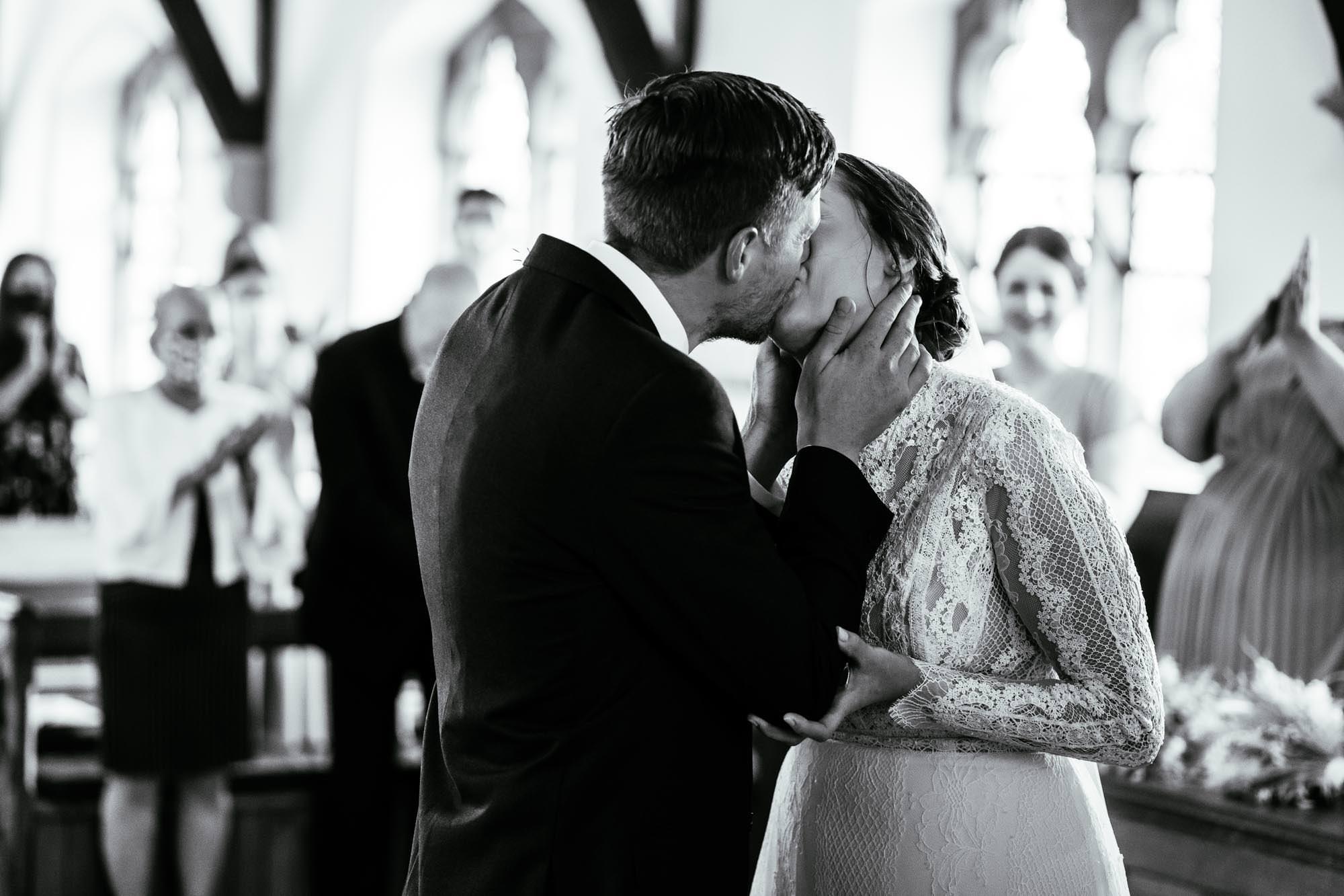 St Marks Dunham Massey Wedding Ceremony
