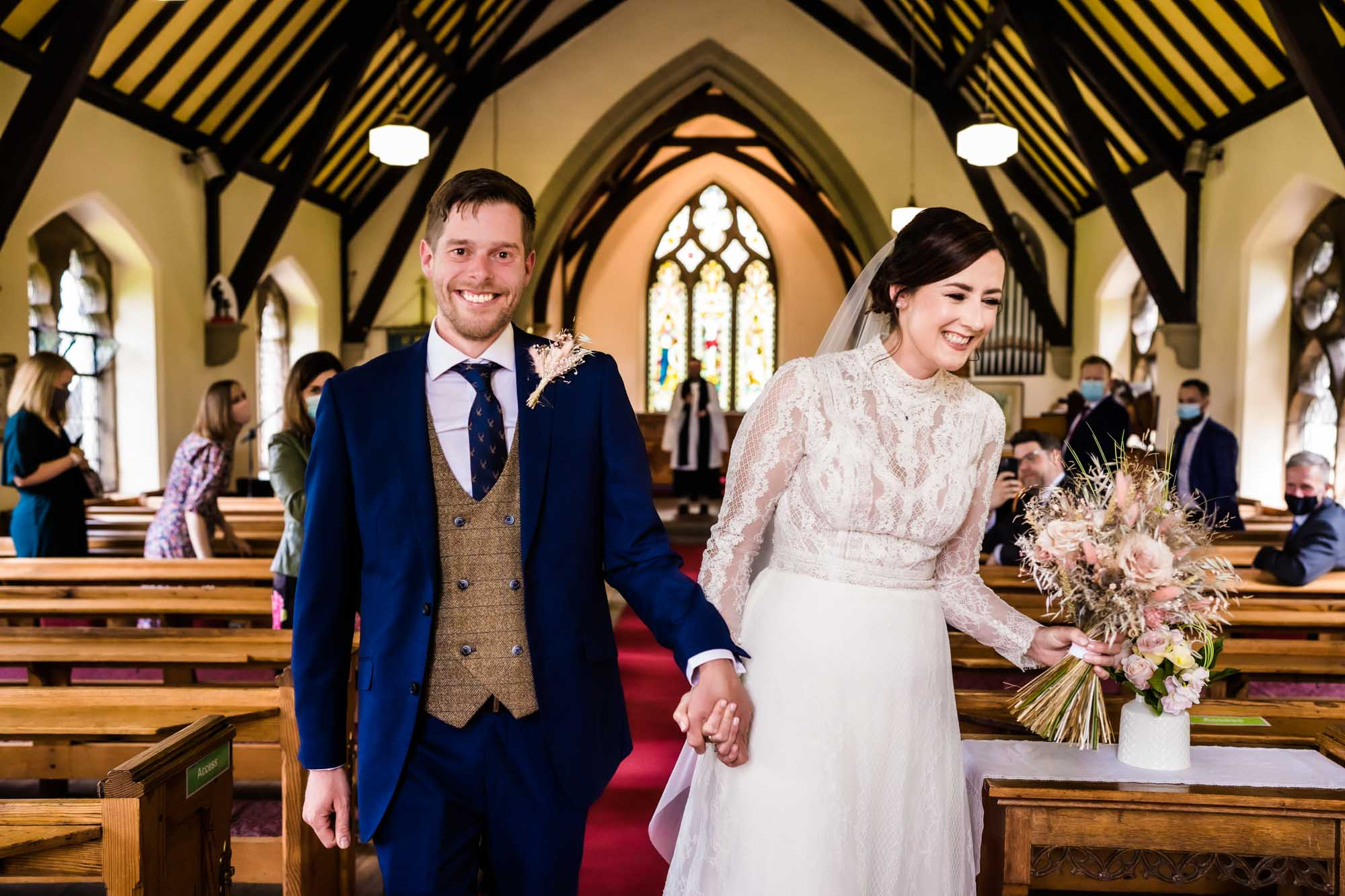 St Marks Dunham Massey Wedding Photography