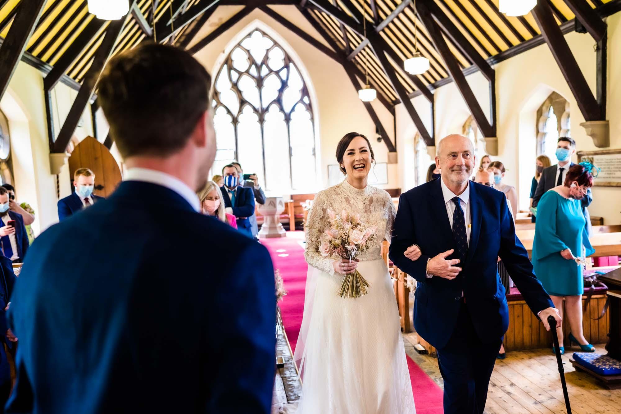 St Marks Dunham Massey Wedding