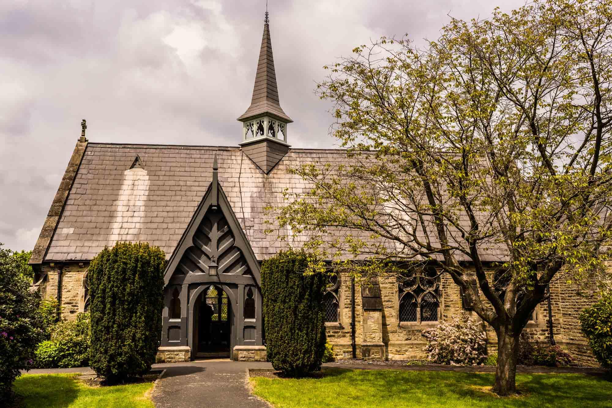 St Marks Dunham Massey
