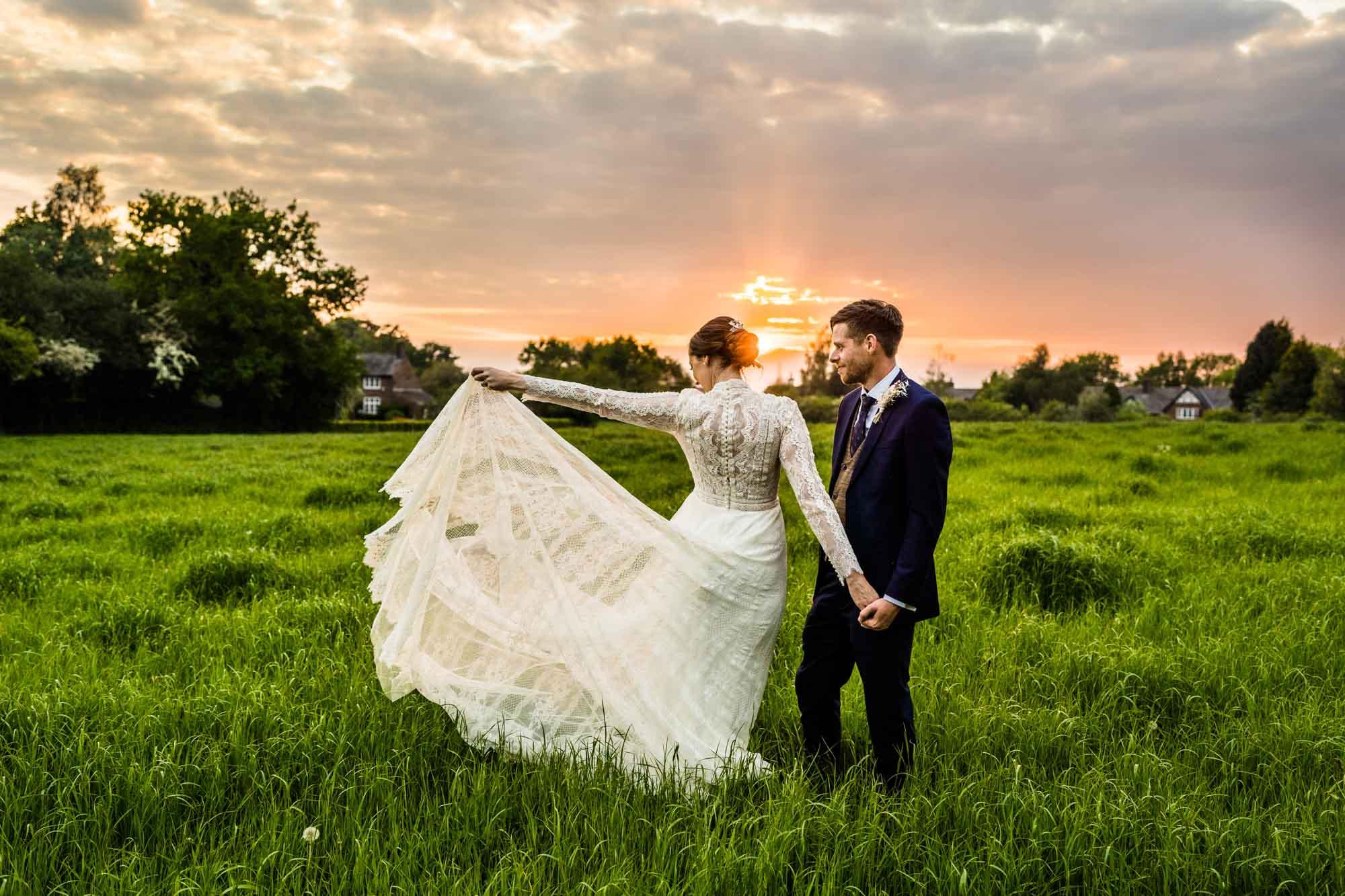 Village Hall Wedding Photography