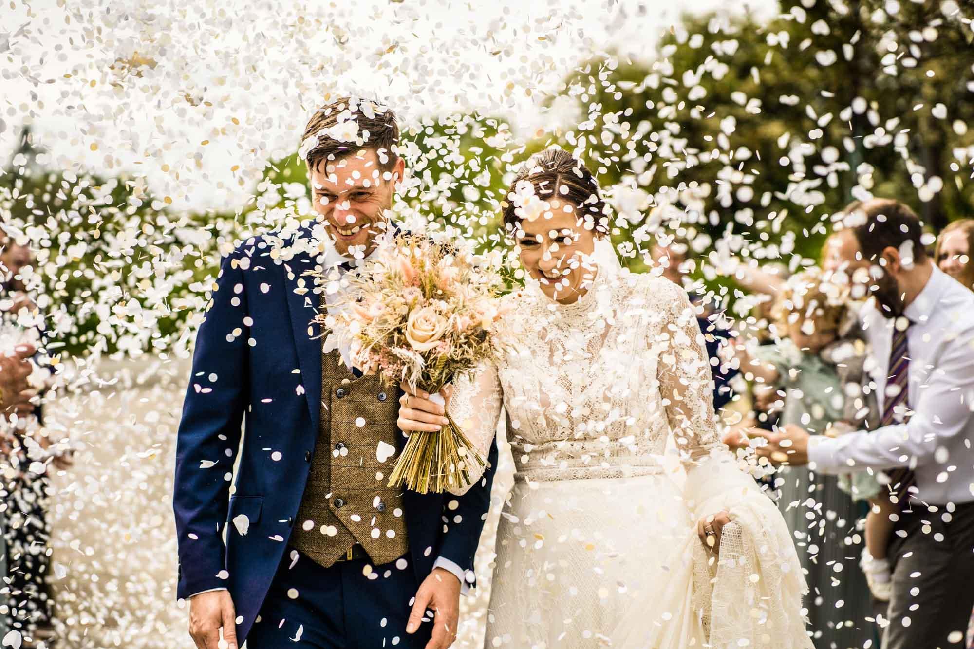Wedding Photographer Dunham Massey Village Hall