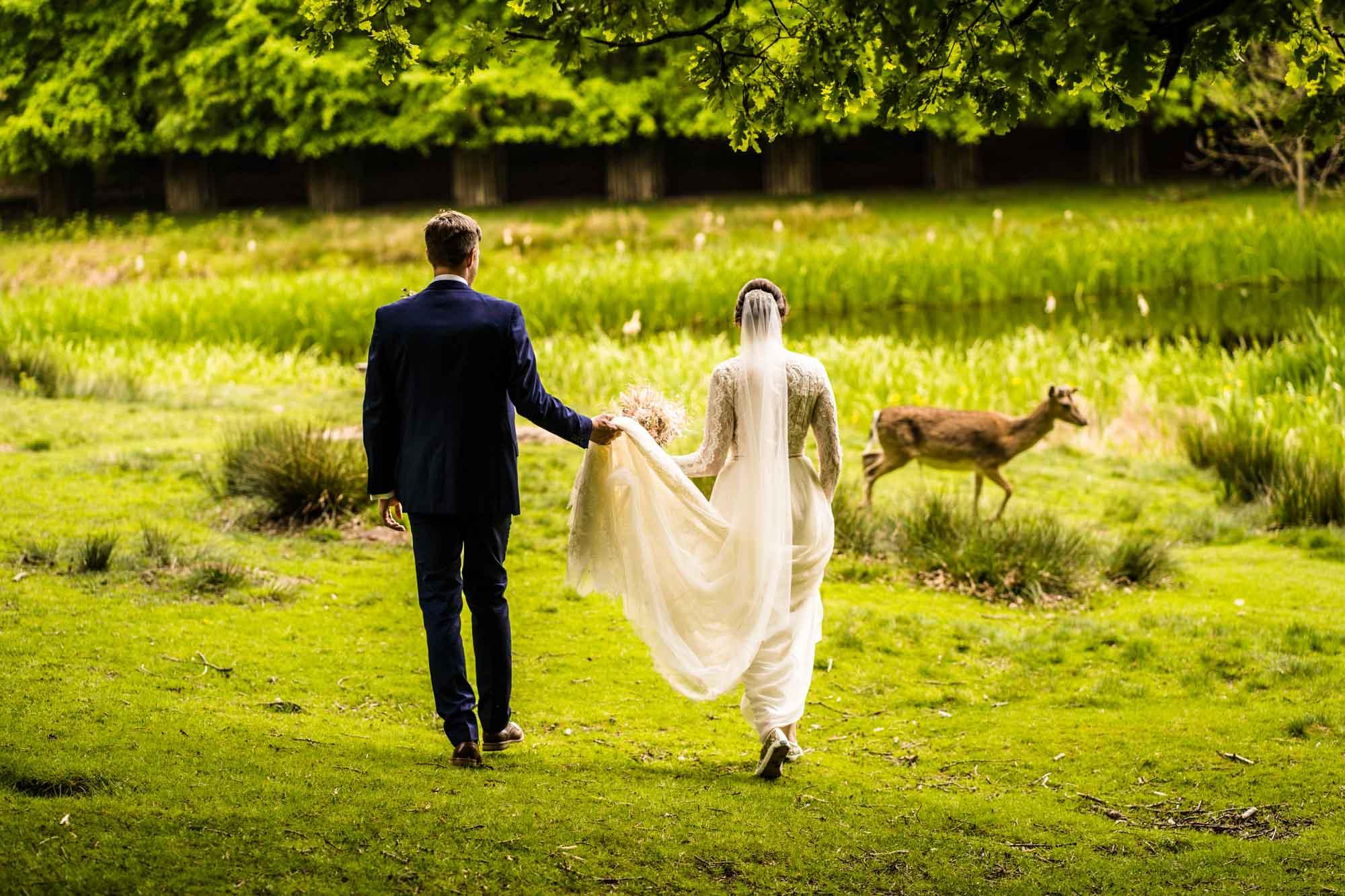 Wedding Photographer Dunham Massey