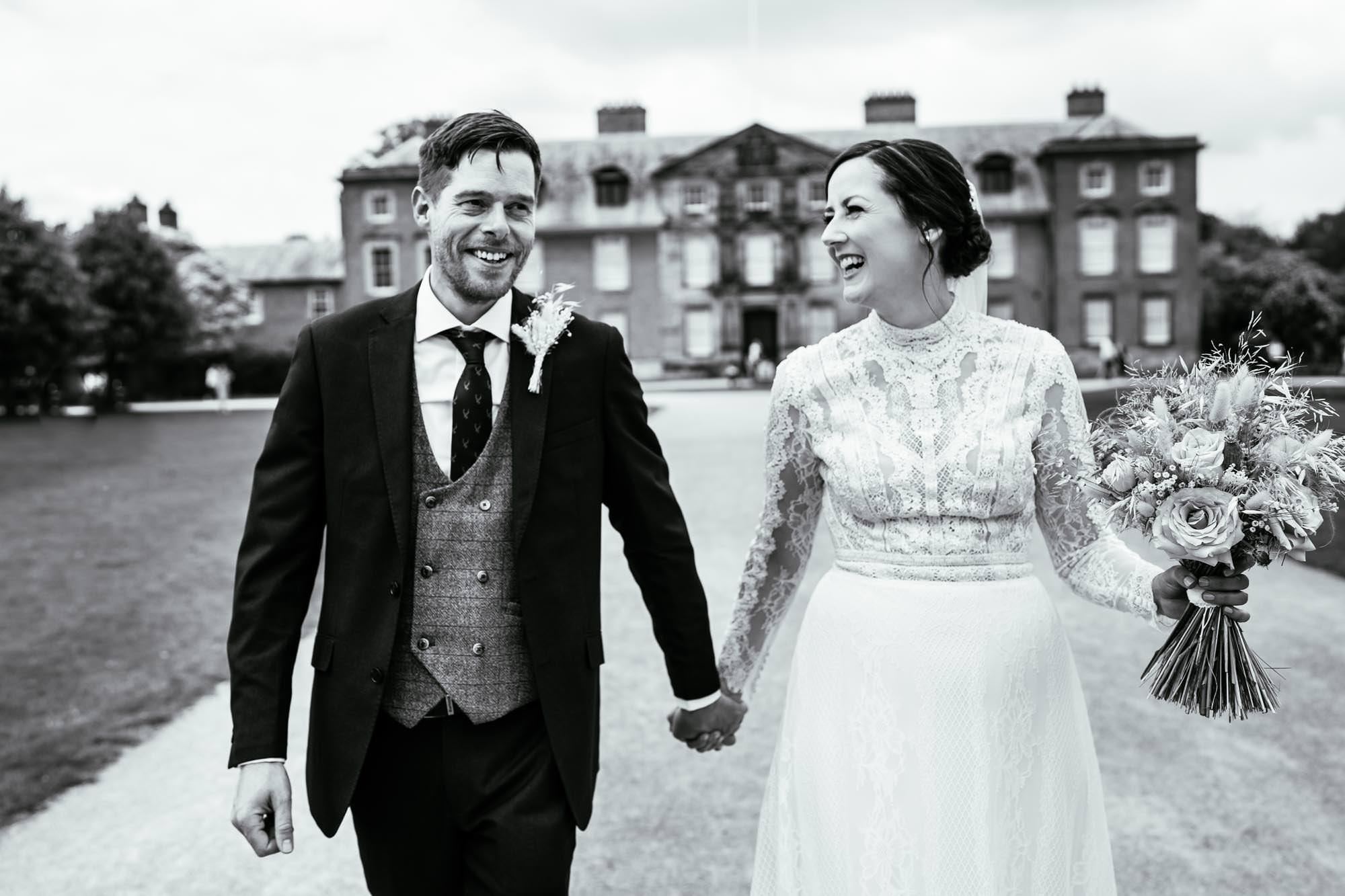 Wedding Photography Dunham Massey
